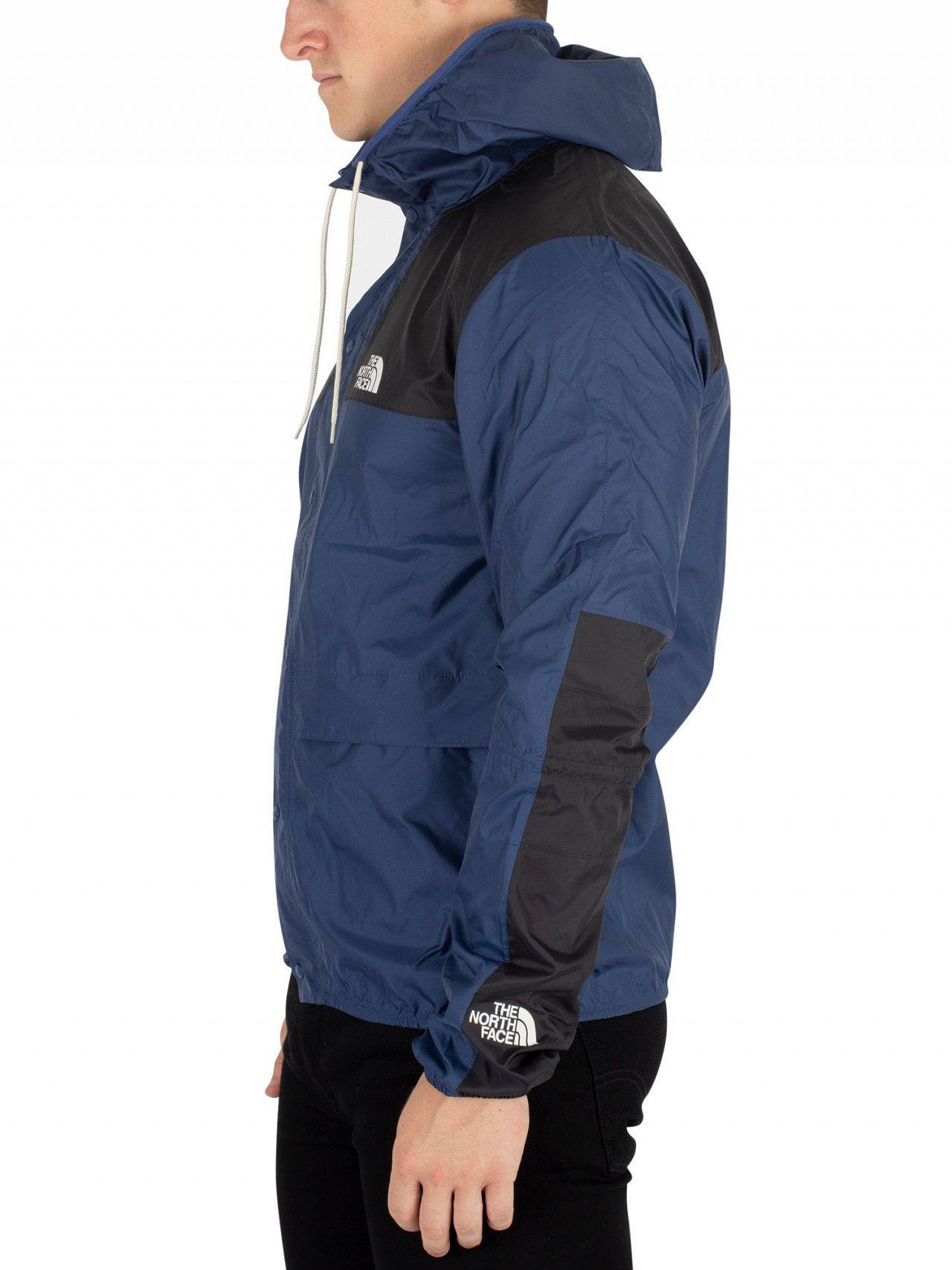 e8b4faeab The North Face Shady Blue 1985 Mountain Jacket for men
