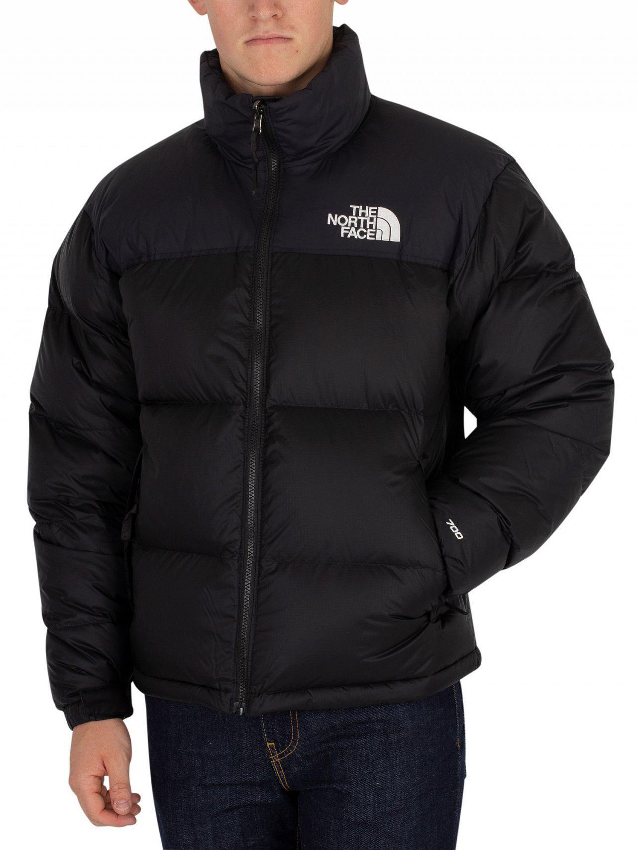 4fd379083 Men's Black 1996 Retro Nuptse Jacket
