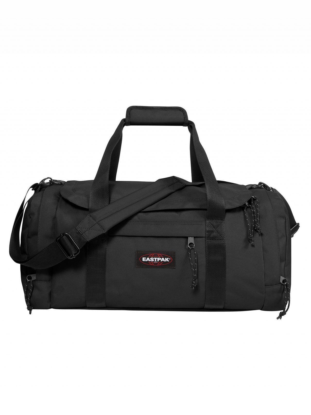 0d00fd67adf Eastpak Black Reader S + Holdall Bag in Black for Men - Lyst