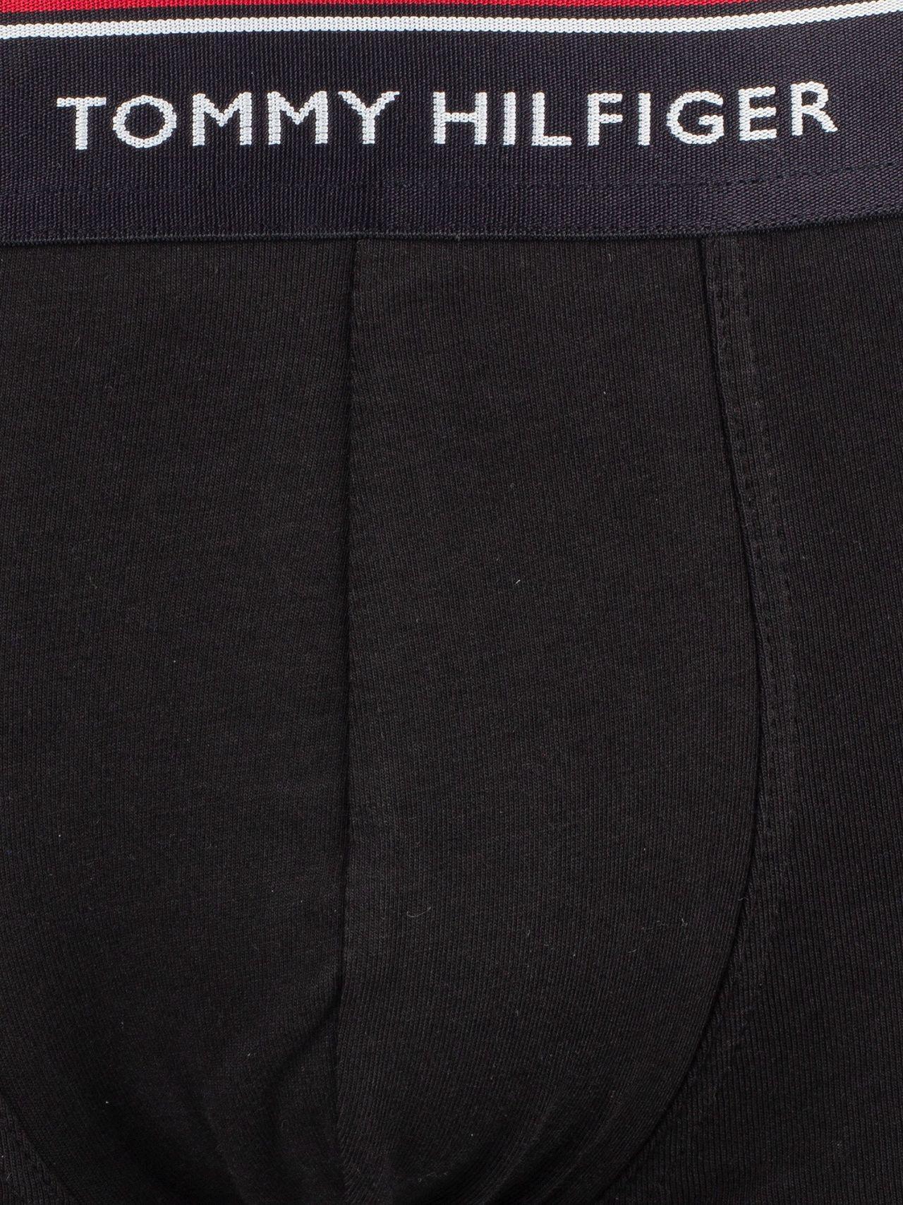 1c52490e5c5b Lyst - Tommy Hilfiger Pomegranate/peacoat/black 3 Pack Premium Essentials  Trunks in Black for Men