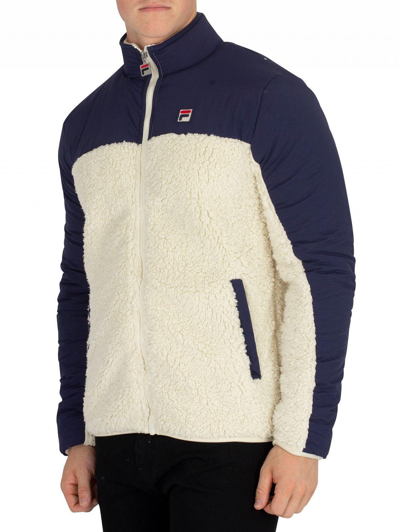 buy \u003e fila fleece jacket men's, Up to