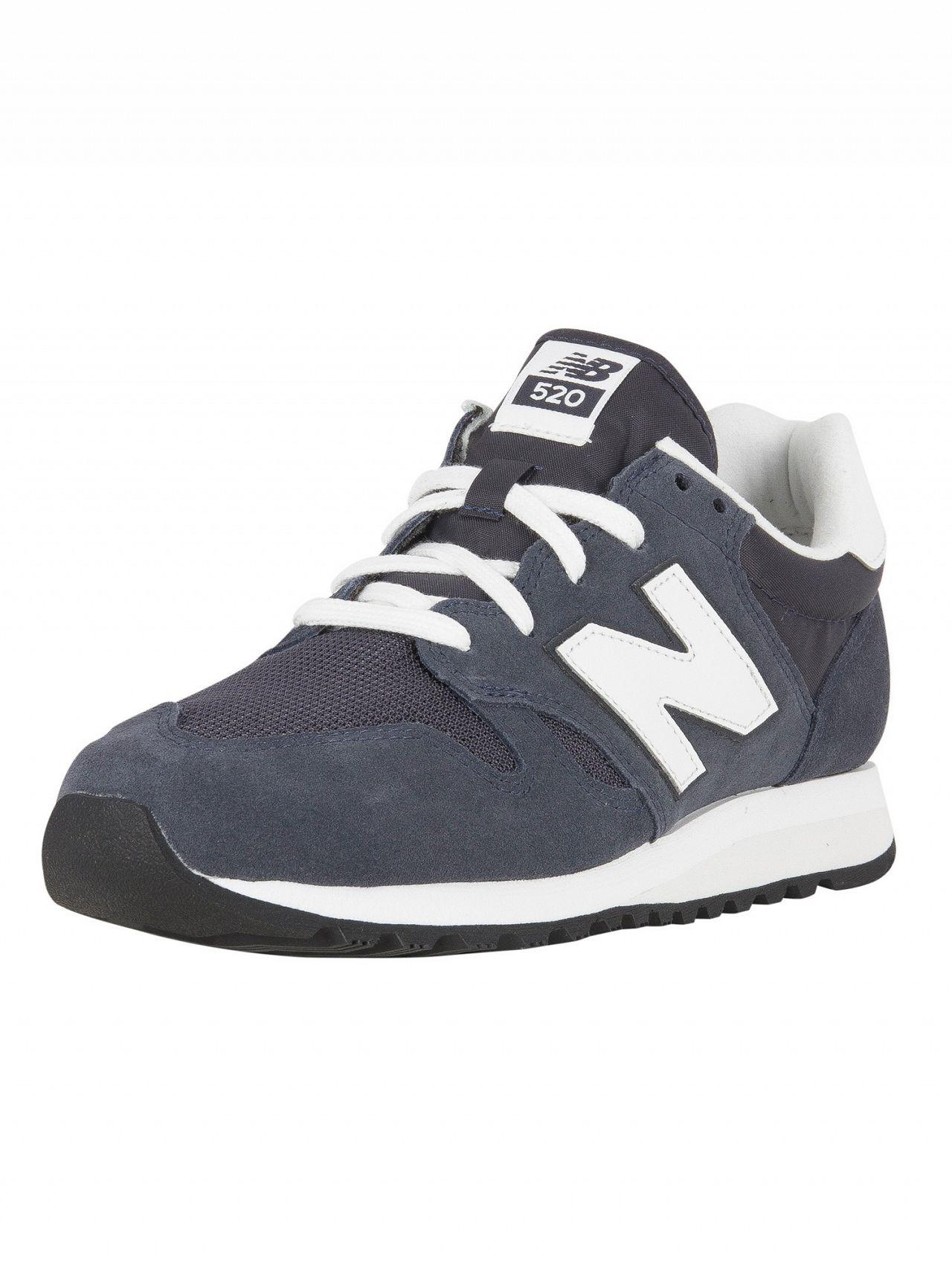 New Balance U520 - Trainers - outer space LZXUpF