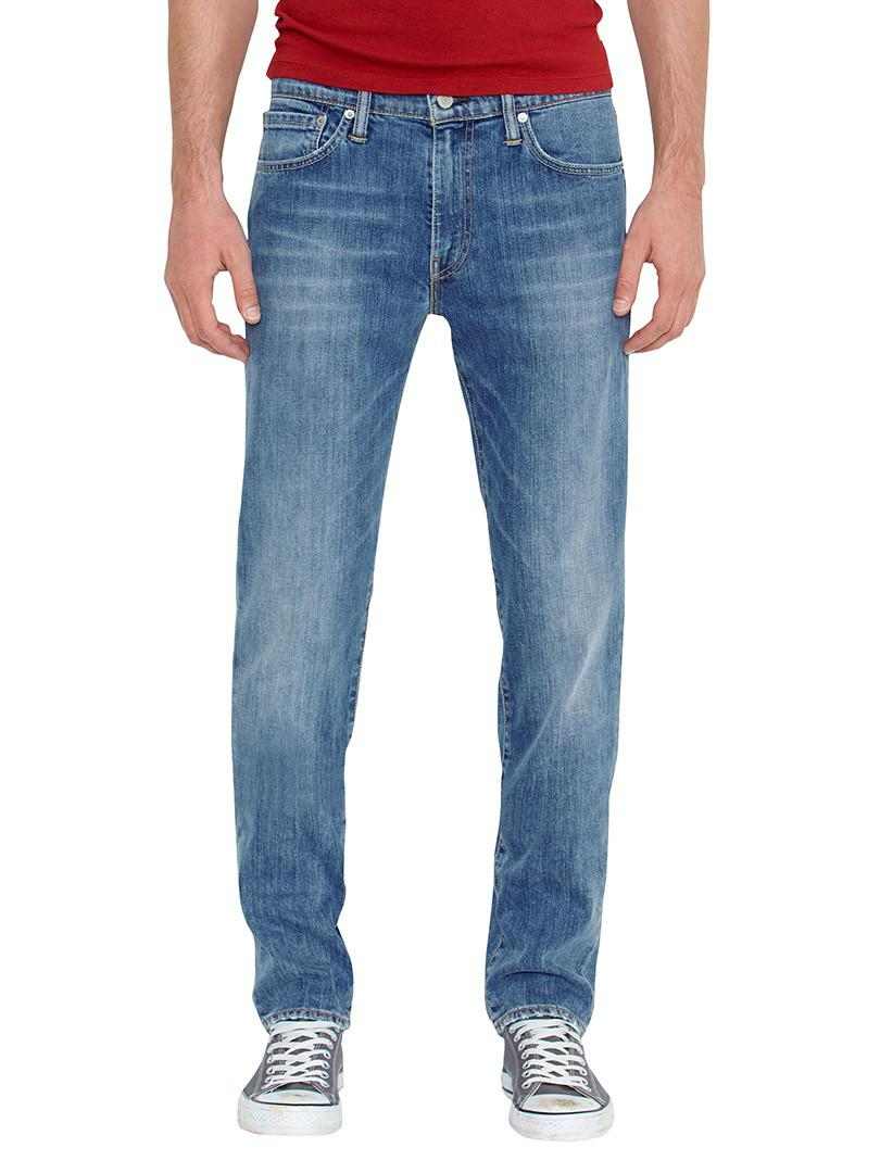7290de2df3ba0 Lyst - Levi s Harbour 511 Slim Fit Jeans in Blue for Men