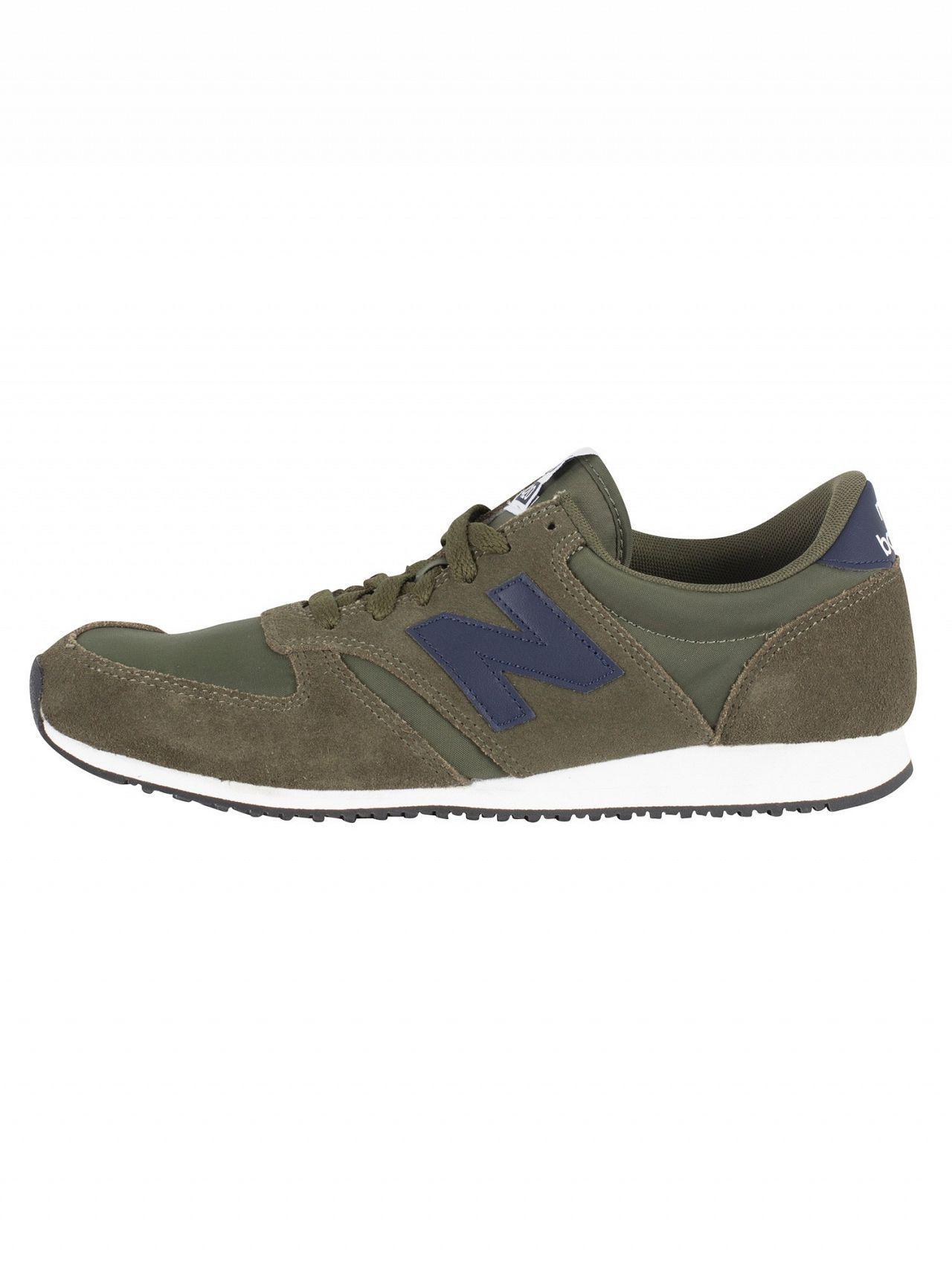 New Balance Covert Green/pigment 420