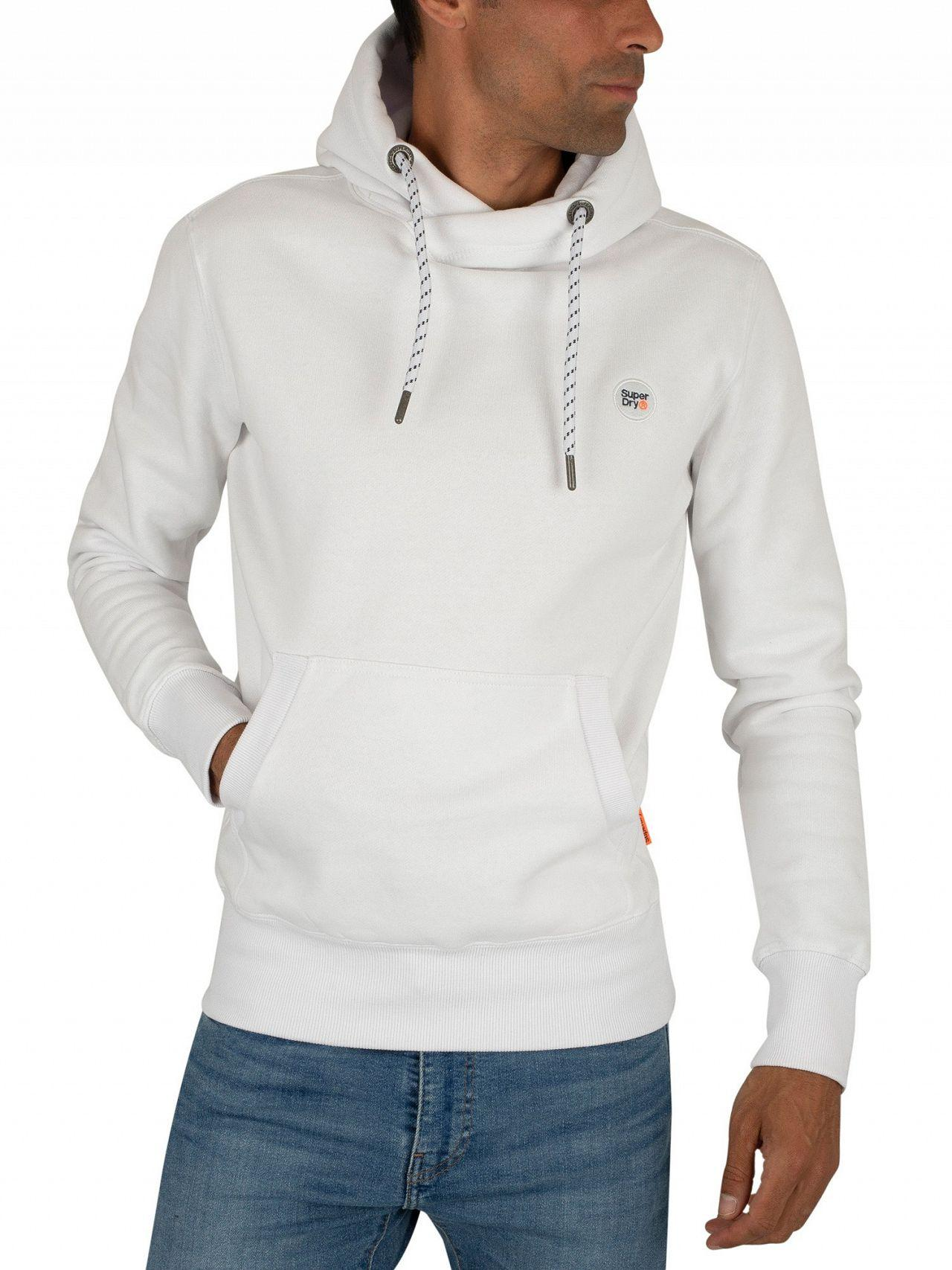 85b175ff Superdry - Multicolor Optic Collective Pullover Hoodie for Men - Lyst. View  fullscreen