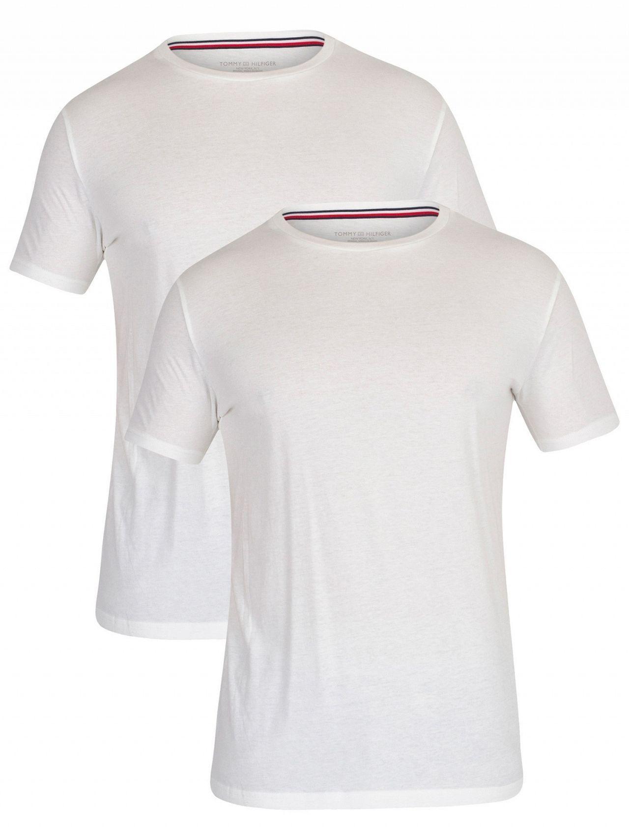 11fb8ecee11b Tommy Hilfiger - Men s 2 Pack Cotton T-shirts