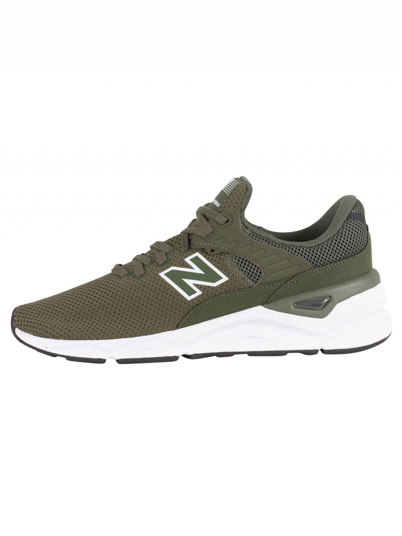 attractive price huge selection of shopping Dark Green X-90 Trainers