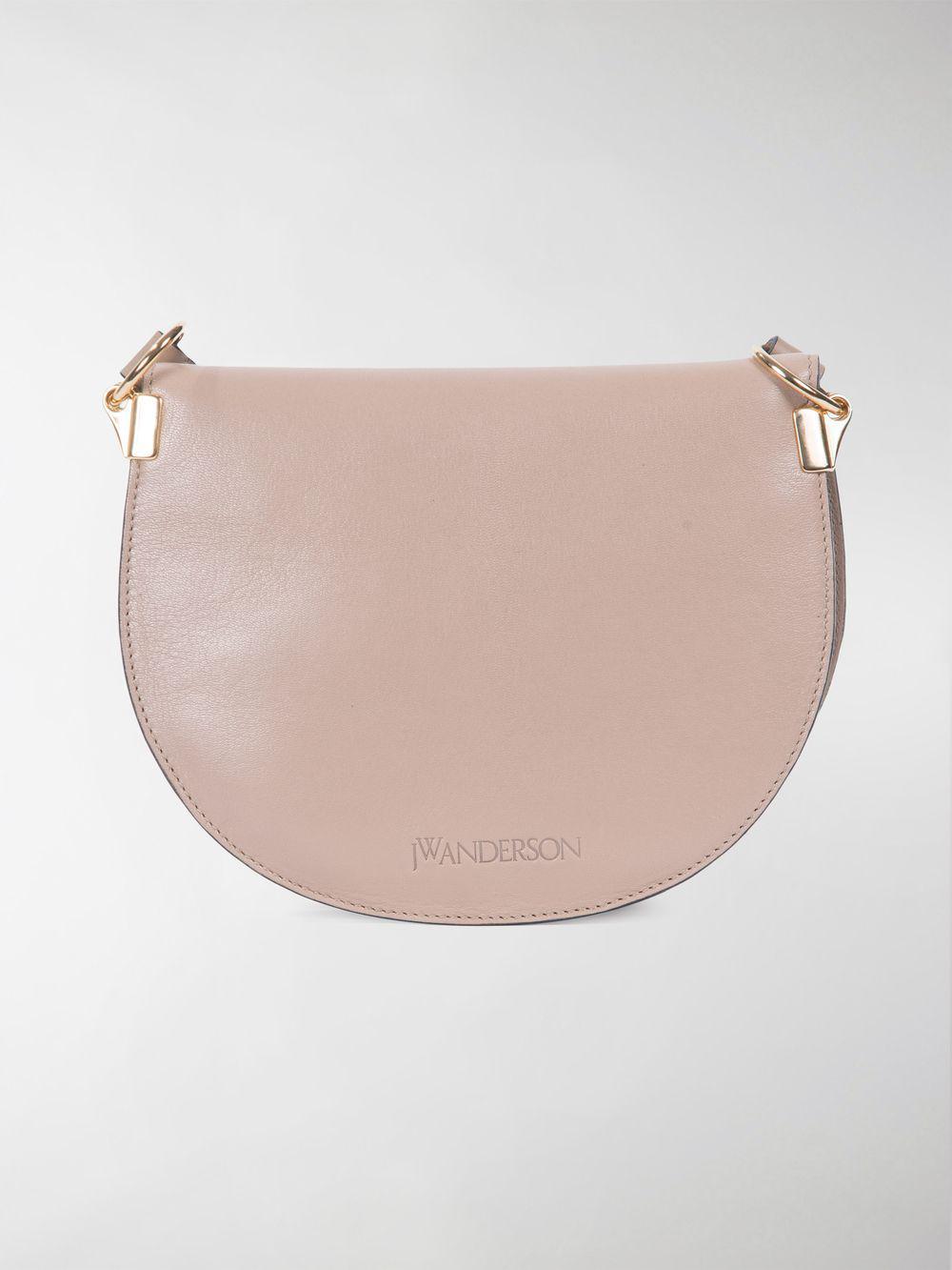 JW Anderson Leather Latch Crossbody Bag