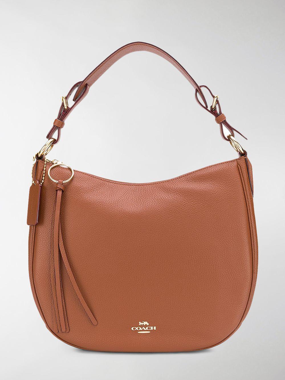 Coach brown sutton hobo bag view fullscreen jpg 1000x1333 Coach hobo  handbag green 8317a047fb
