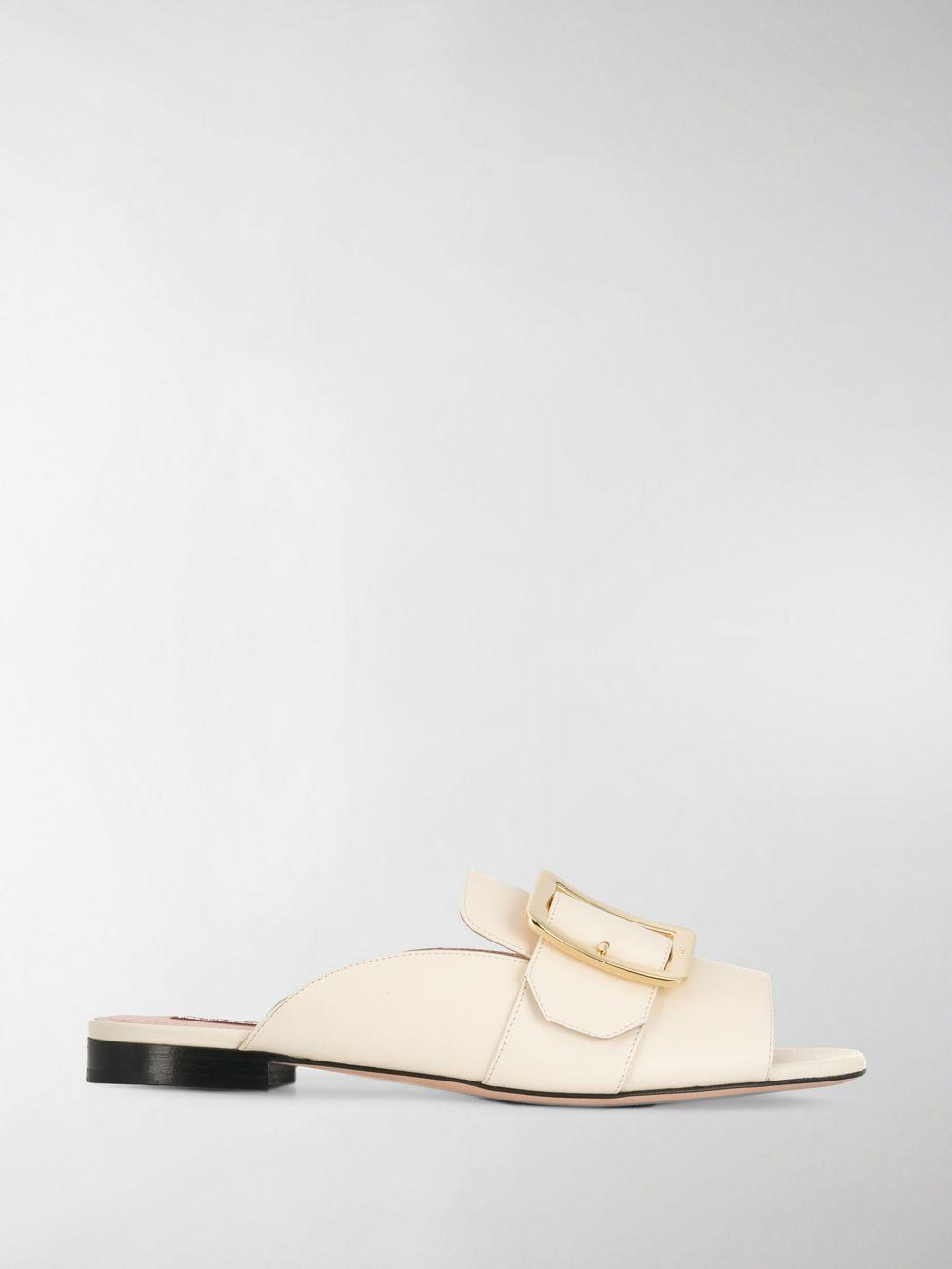 90afa534eace2 Lyst - Bally Janaya Mules in Natural