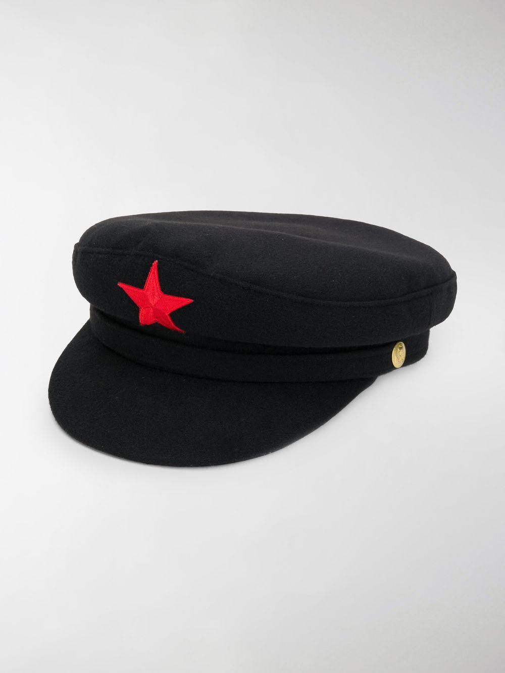 153c9801412 Manokhi - Black X Toukitsou Greek Fisherman Hat - Lyst. View fullscreen