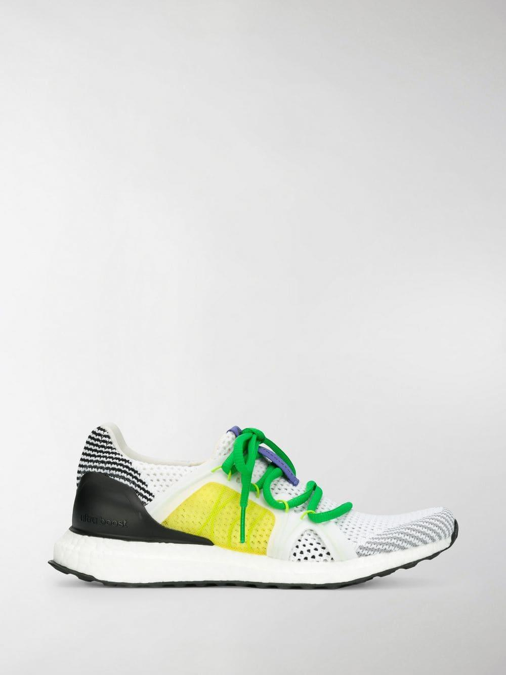8f9aef8b51c Lyst - adidas By Stella McCartney Ultraboost Sneakers in White