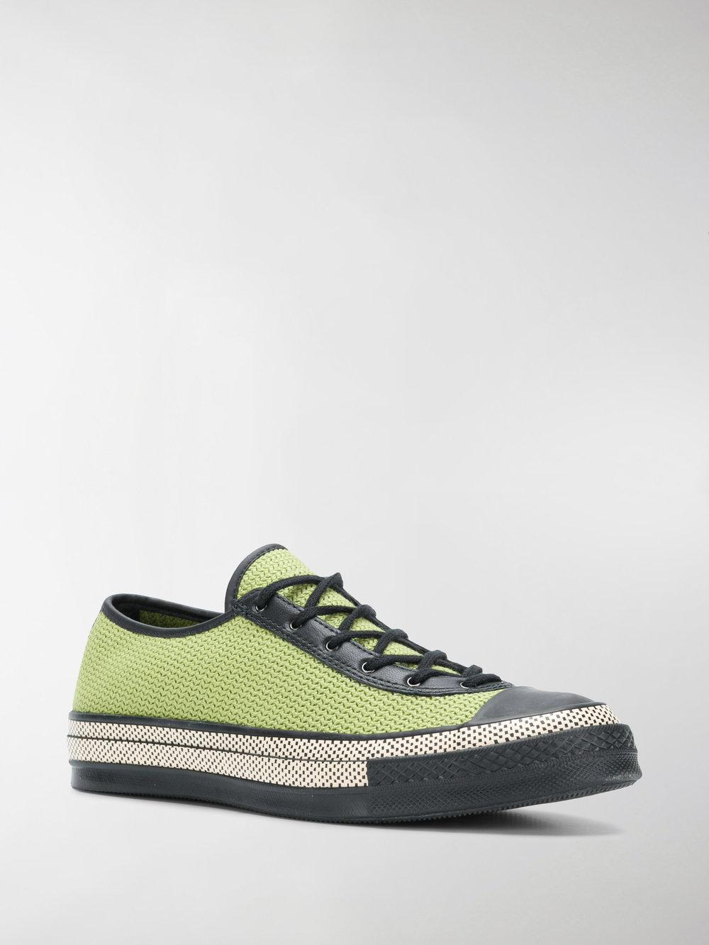 ac7be7f384ad Converse J.w. Anderson Chuck 70 U-throat Sneakers in Green for Men ...
