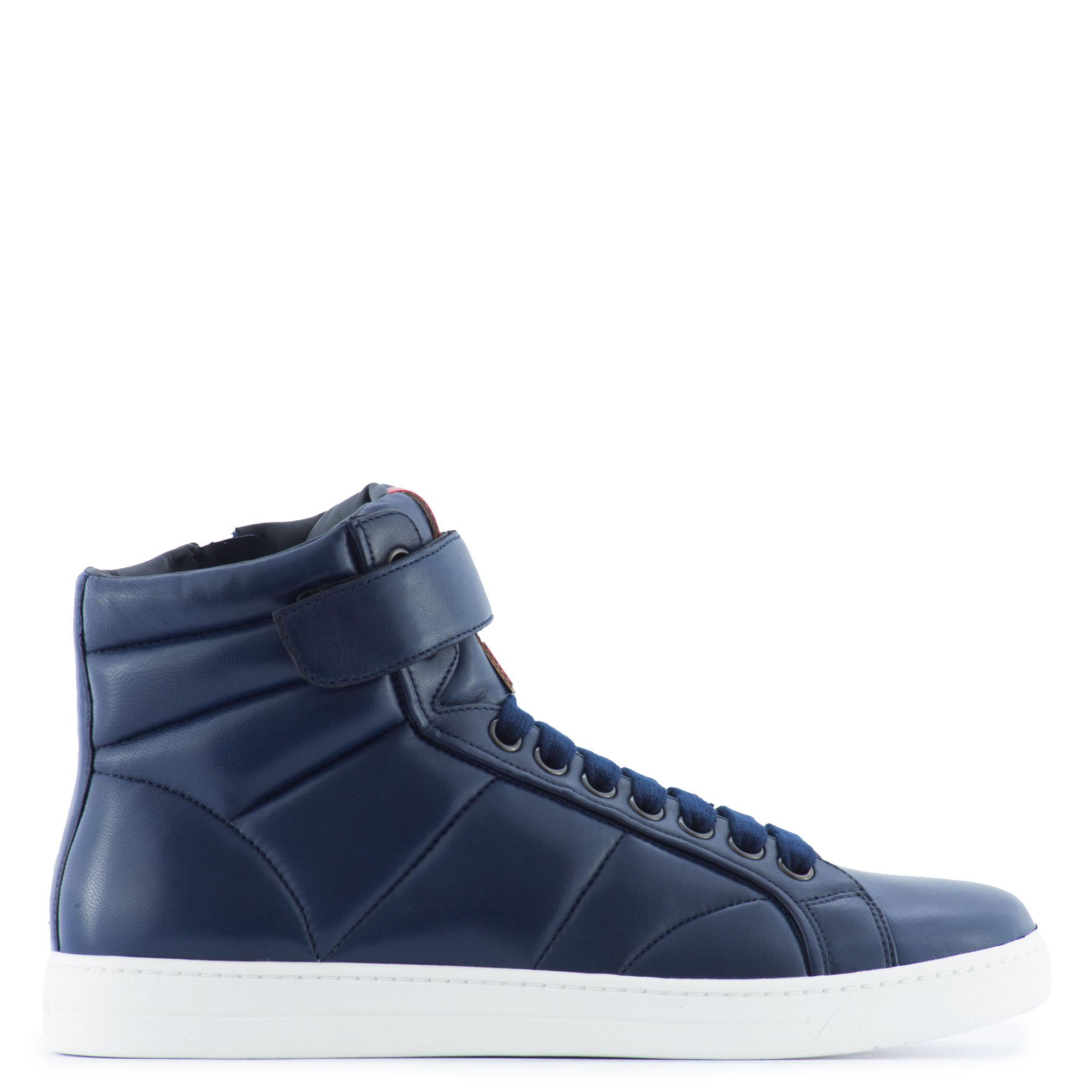 Prada Shoes Men Hi Top