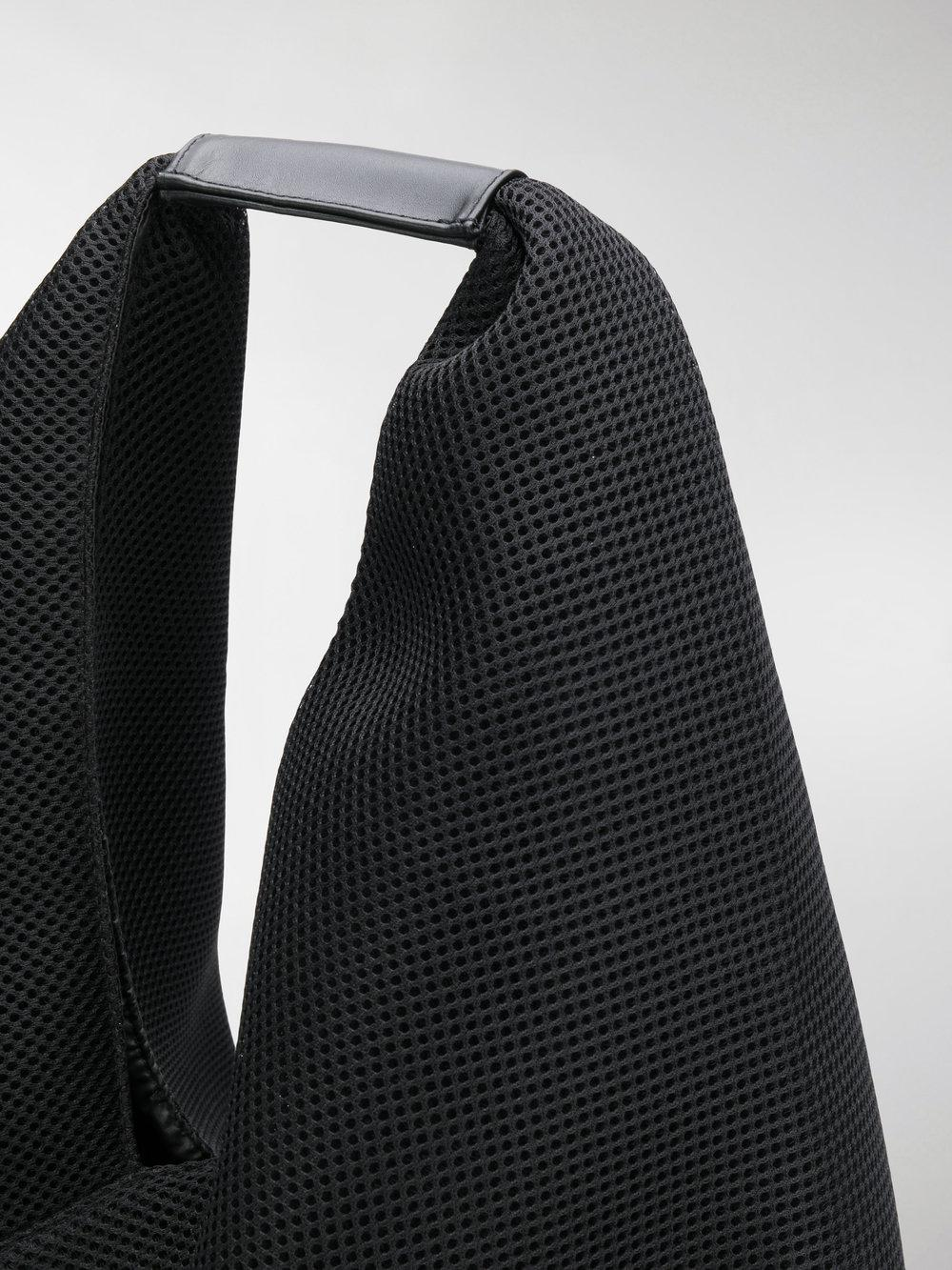 MM6 by Maison Martin Margiela Synthetic Japanese Tote Bag in Black