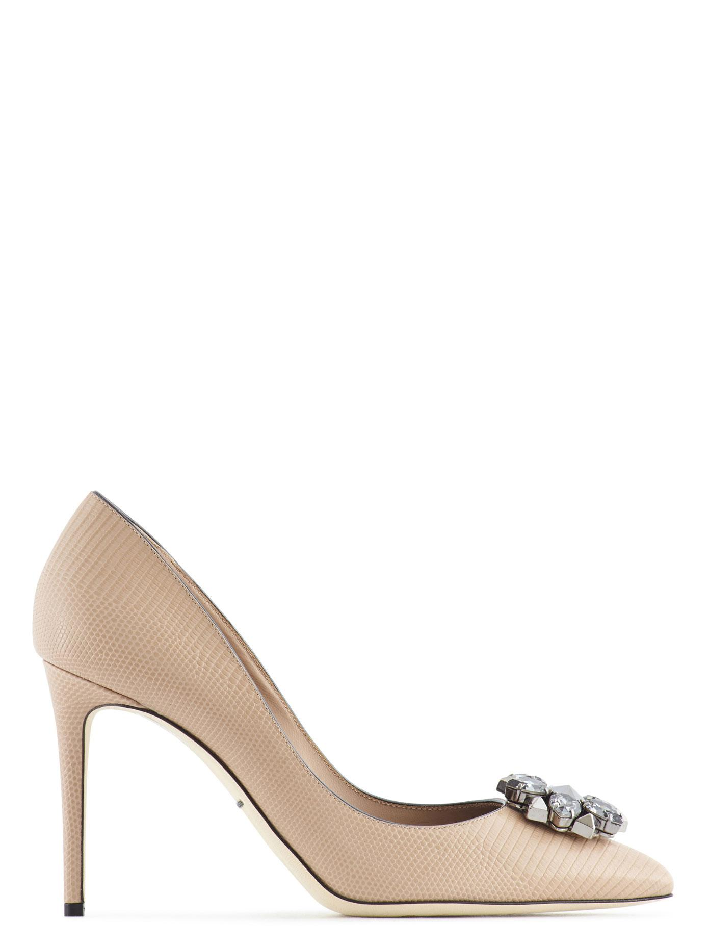 Dolce & Gabbana Velvet Bow-Adorned Pumps cheap new arrival t1Ee1F6dO7