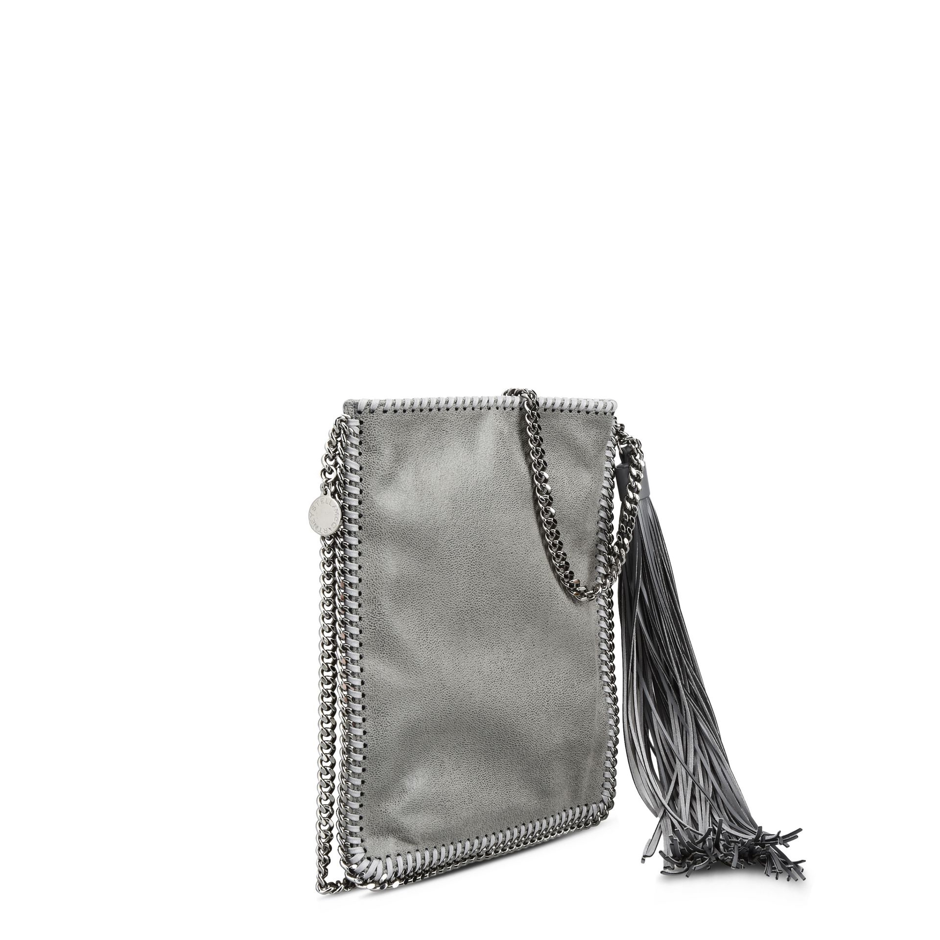 Stella McCartney Synthetic Light Gray Falabella Cross Body Bag