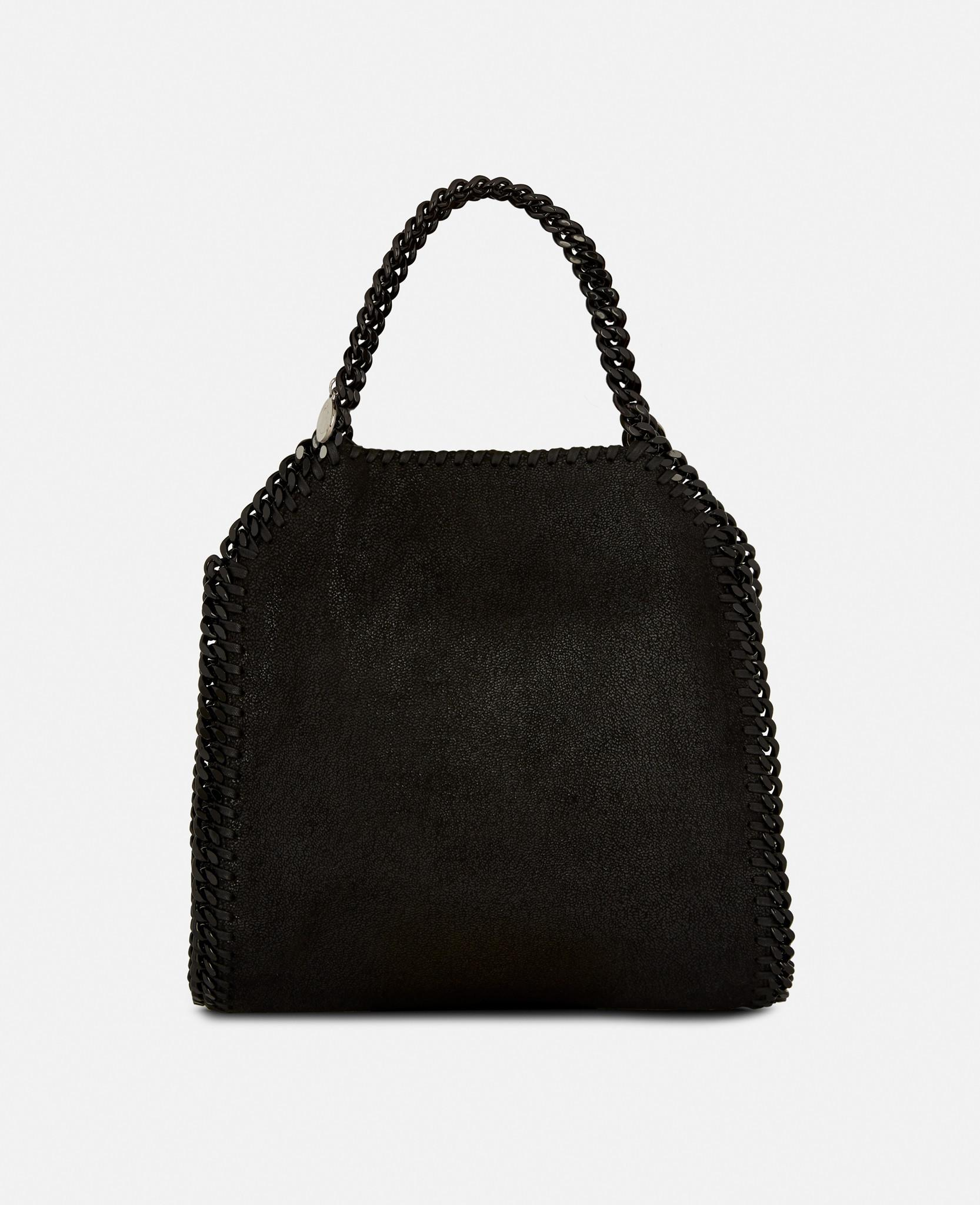 6e409f09f567 Lyst - Stella Mccartney Falabella Tote Bag in Black