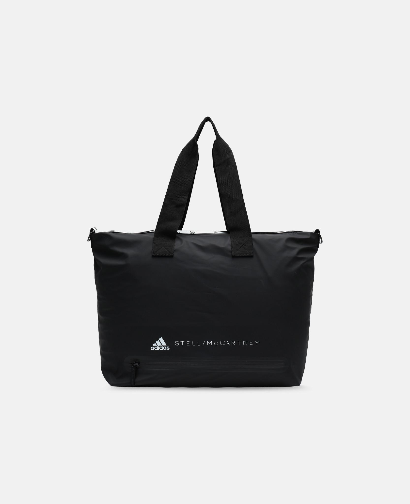9dcb22ff33 Lyst - adidas By Stella McCartney Black Studio Bag in Black