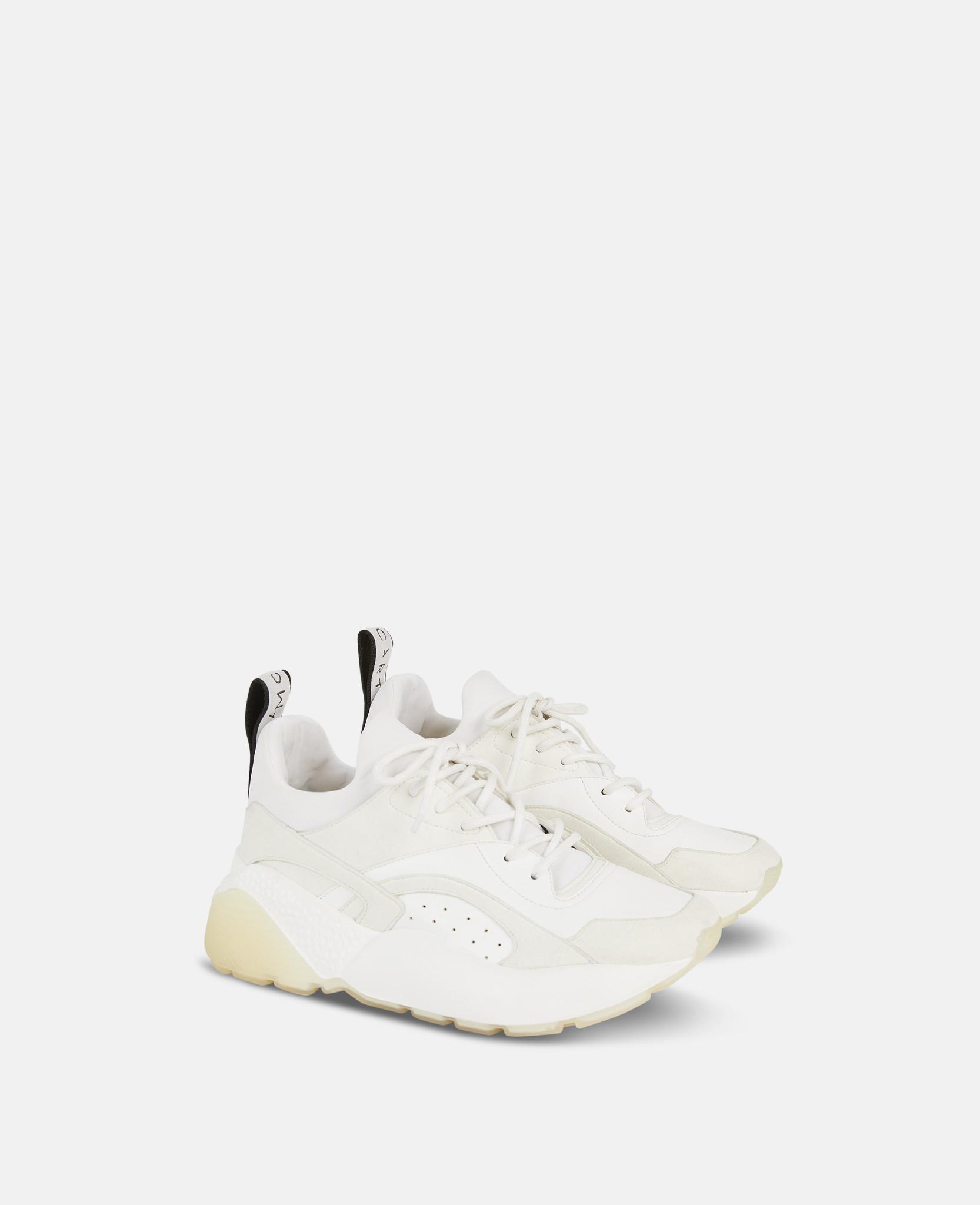 Stella McCartney Synthetic Eclypse Sneakers in White