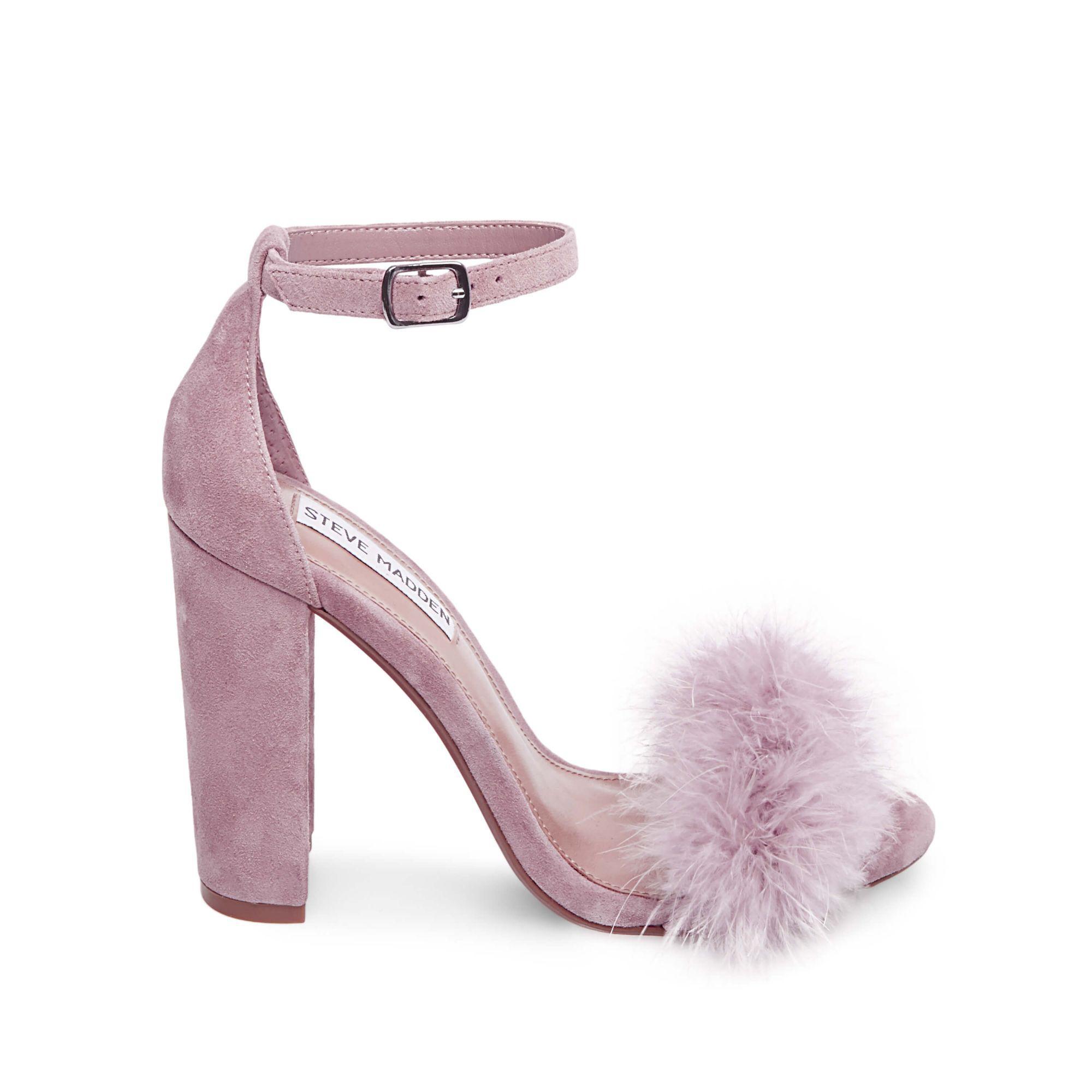 dfa6515a4e2 Lyst - Steve Madden Carabu in Pink