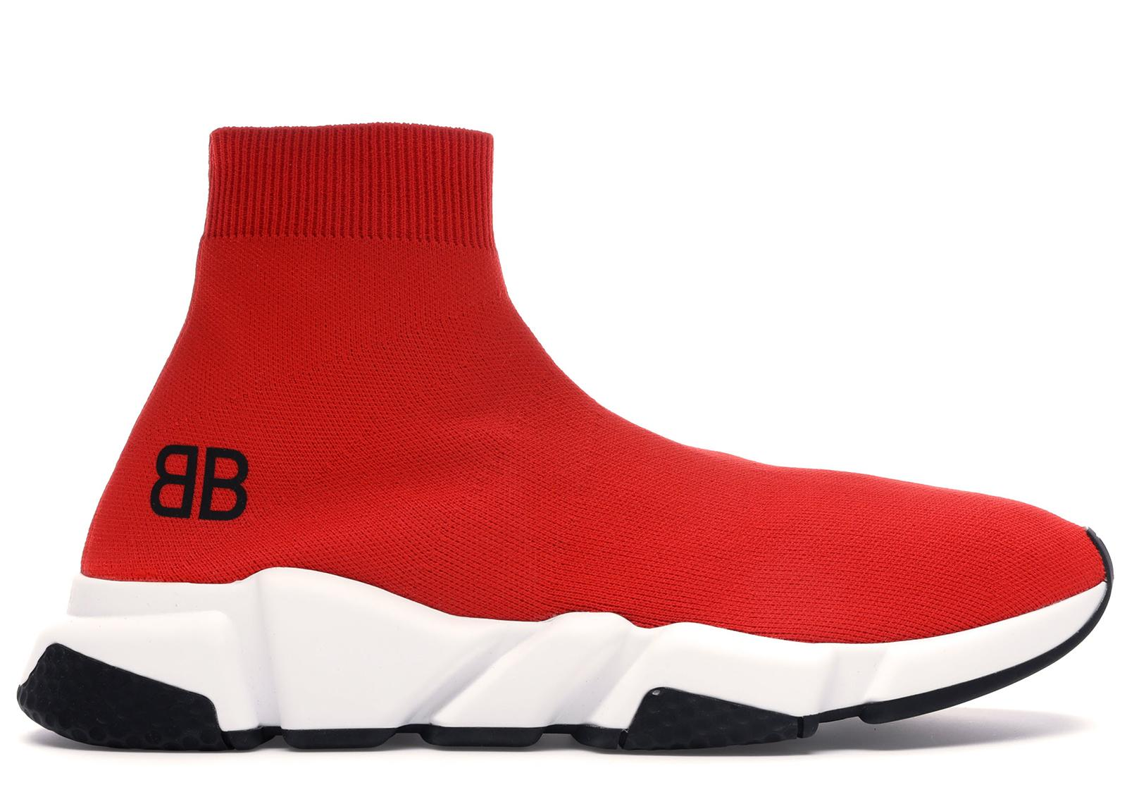 Balenciaga Speed Trainer Red (2019) for
