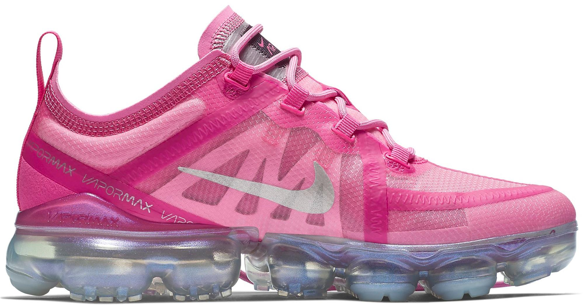 buy online 1b3f1 44cf5 Women's Purple Air Vapormax 2019 Active Fuchsia (w)