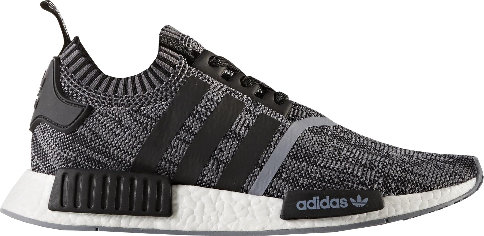 Adidas Nmd R1 Ai Camo Black White For Men Lyst