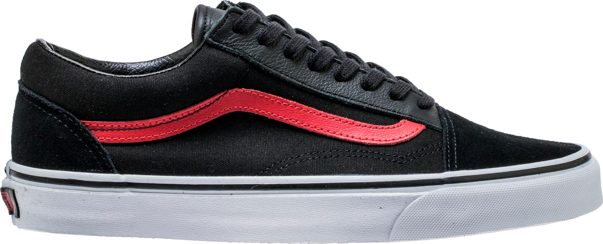 2d8a4e85d1 Lyst - Vans Old Skool Shoe Palace 25th Anniversary in Red for Men
