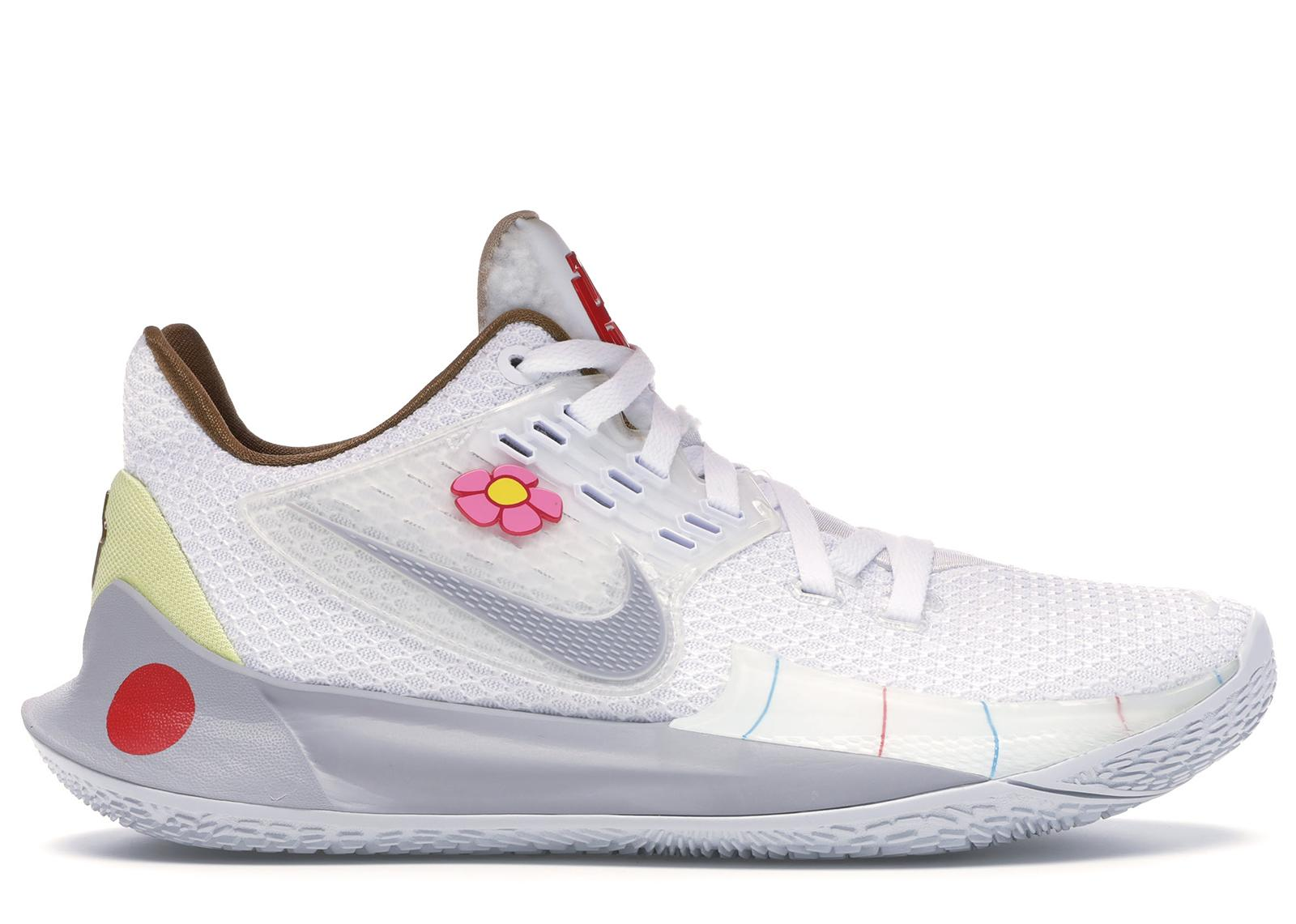 Nike Kyrie 2 Low Spongebob Sandy Cheeks In White For Men Lyst