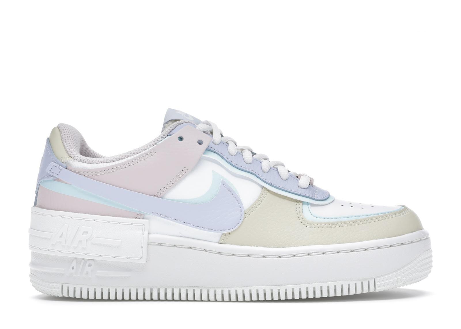 nike air force 1 white blue