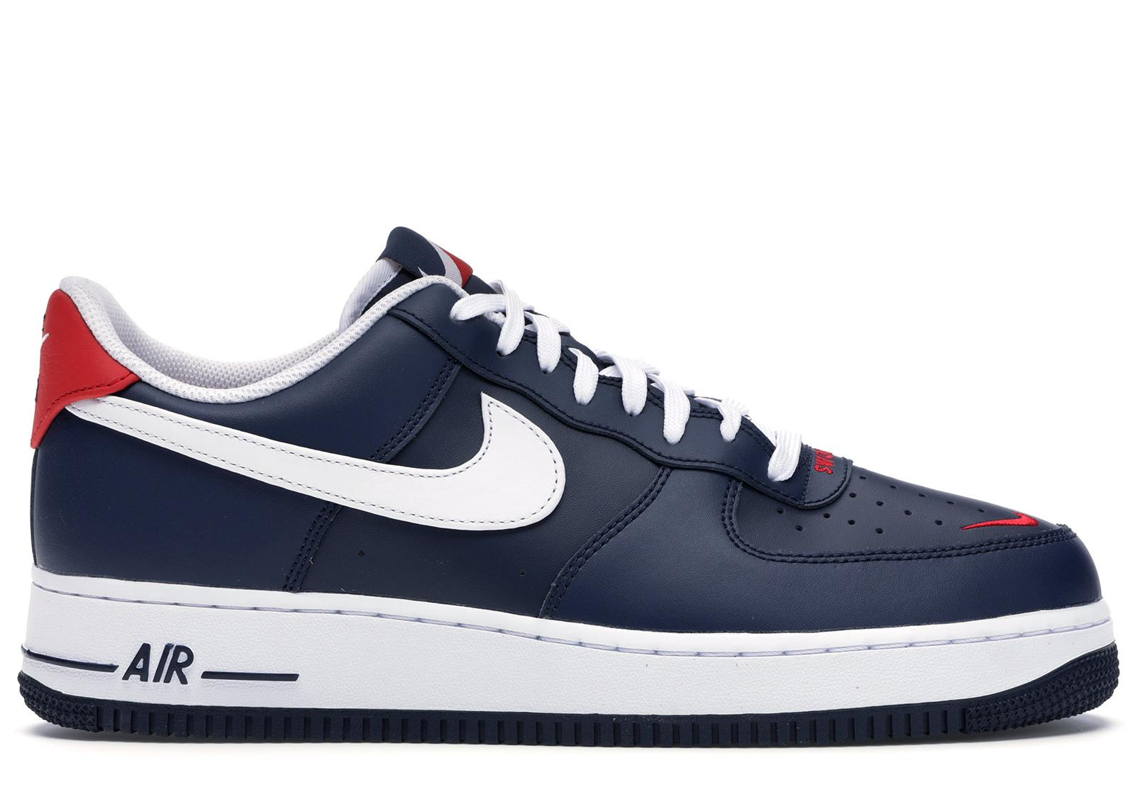 Nike Air Force 1 Low Swoosh Pack Navy In Blue For Men Save 13