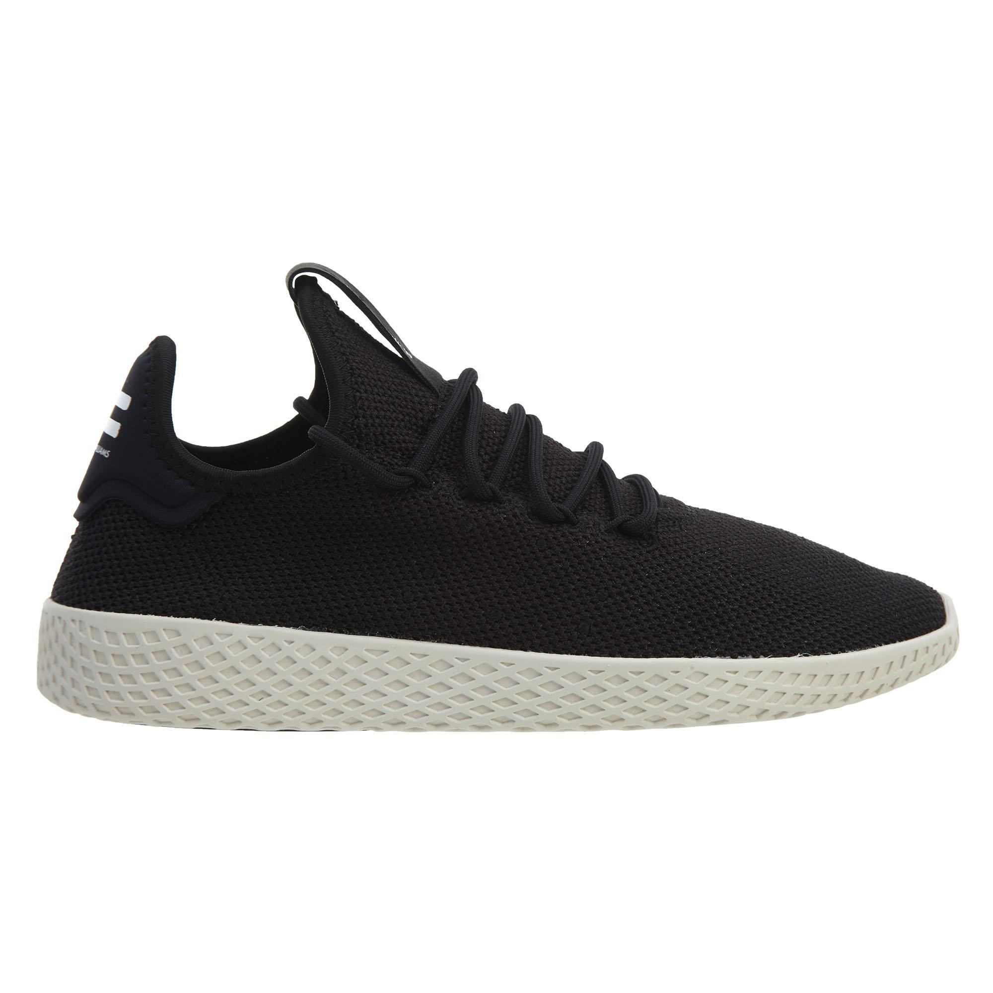 adidas Pw Tennis Hu Black Black-white