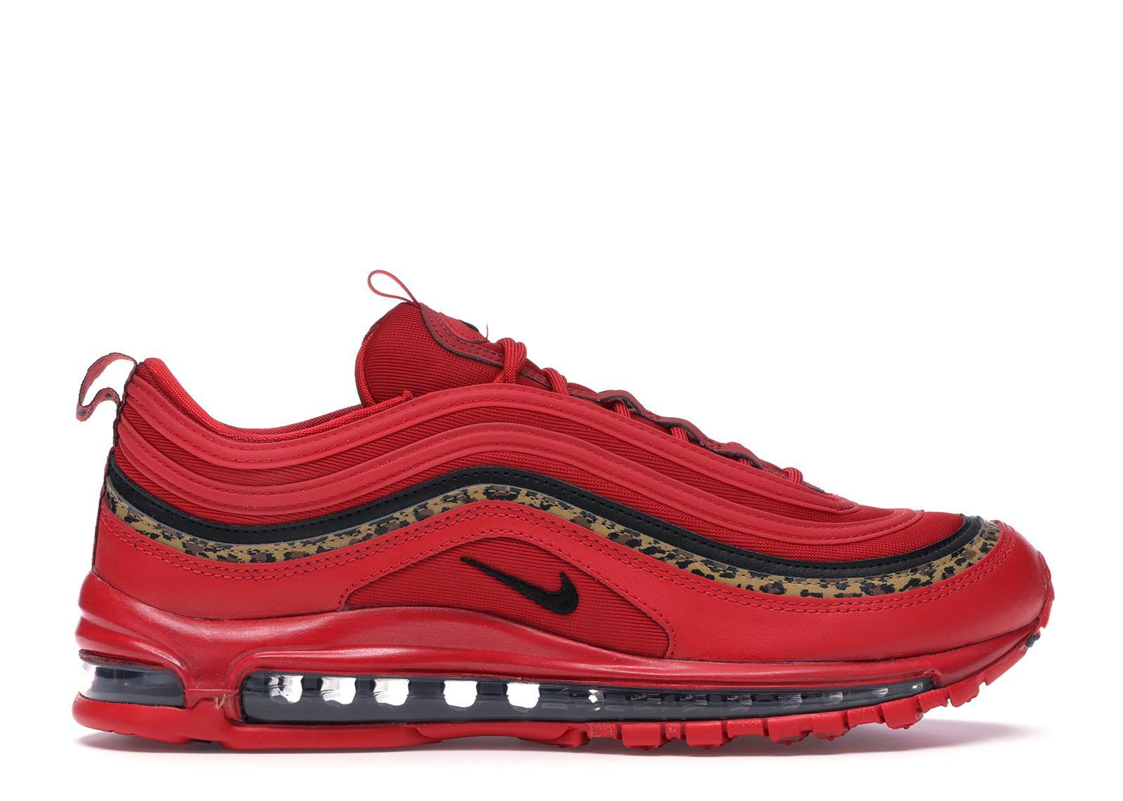 Nike Wmns Air Max 97 Premium Pink Silt Red | Sneak art