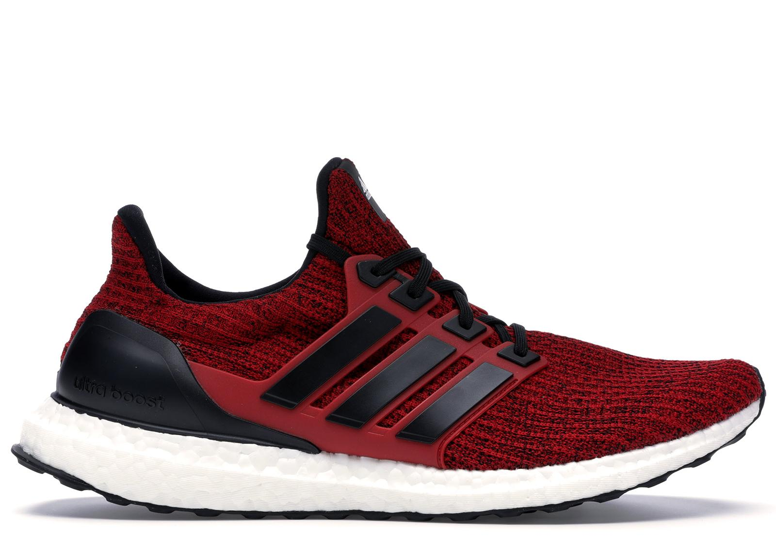 adidas Ultra Boost 4 Power Red Core