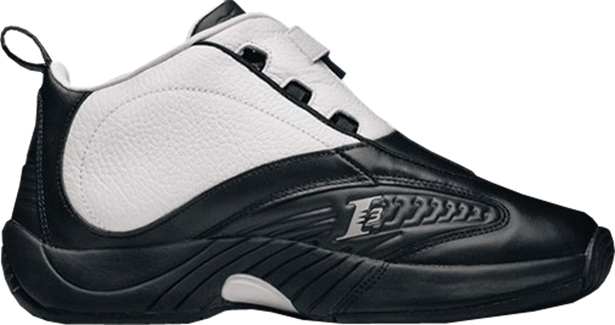 a55608ec26a Lyst - Reebok Answer Iv Stepover in Black for Men