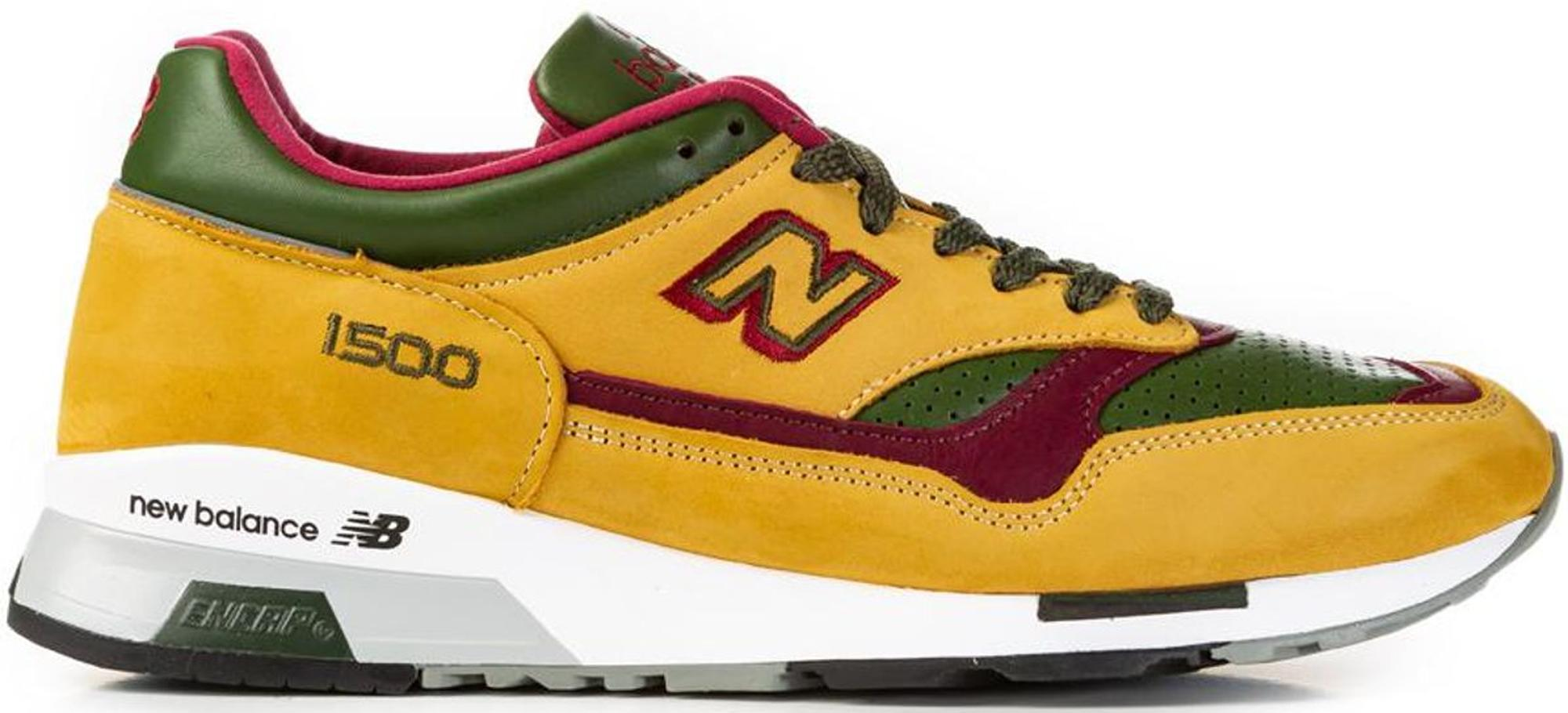 best service 96b49 15e66 Men's Yellow 1500 Tan Olive Red