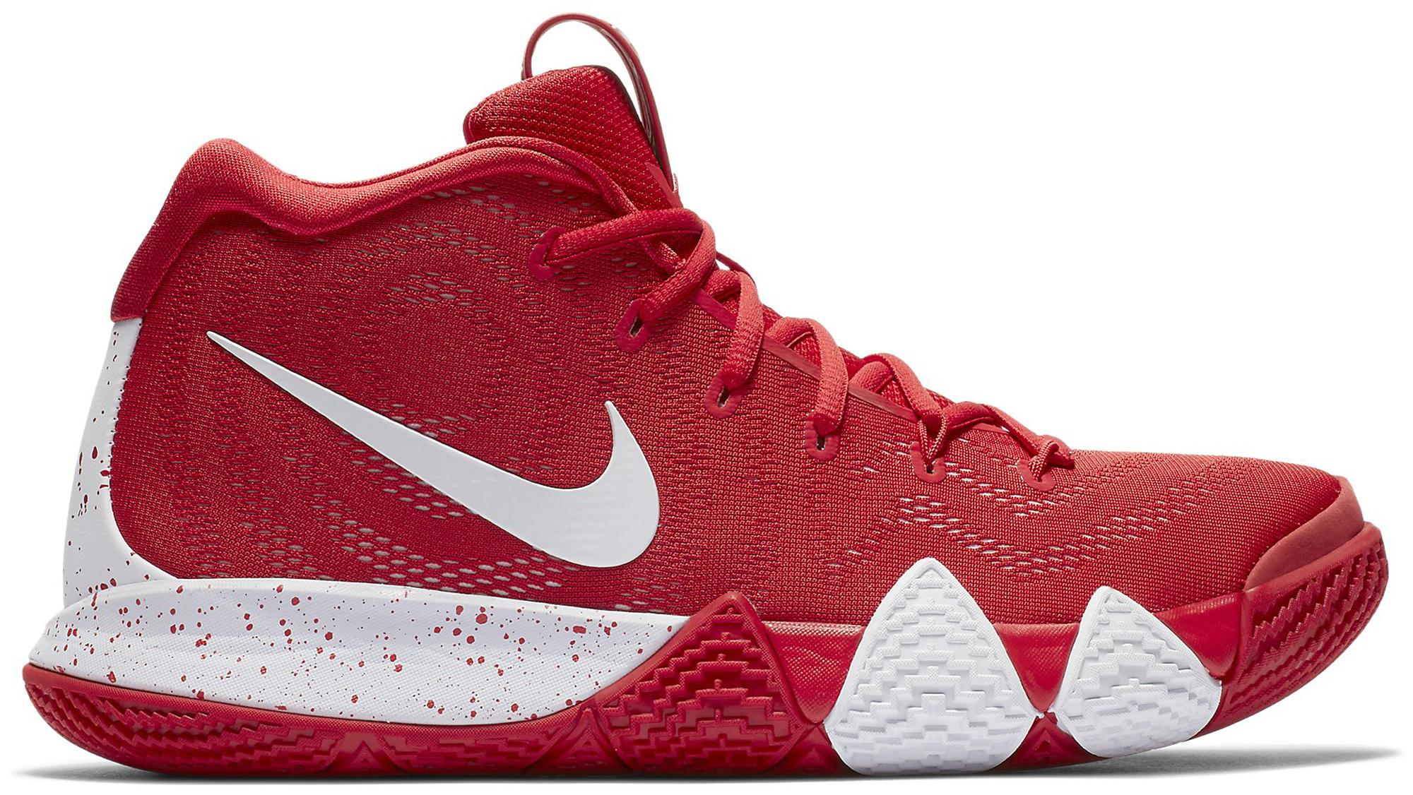 promo code 2b846 f2ad8 Men's Kyrie 4 College Red