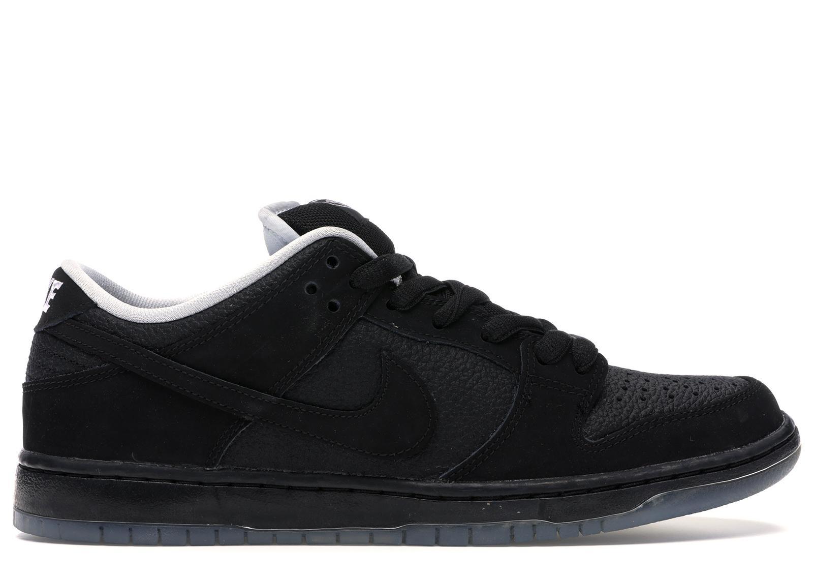 Nike Dunk Sb Low Atlas 35mm Black