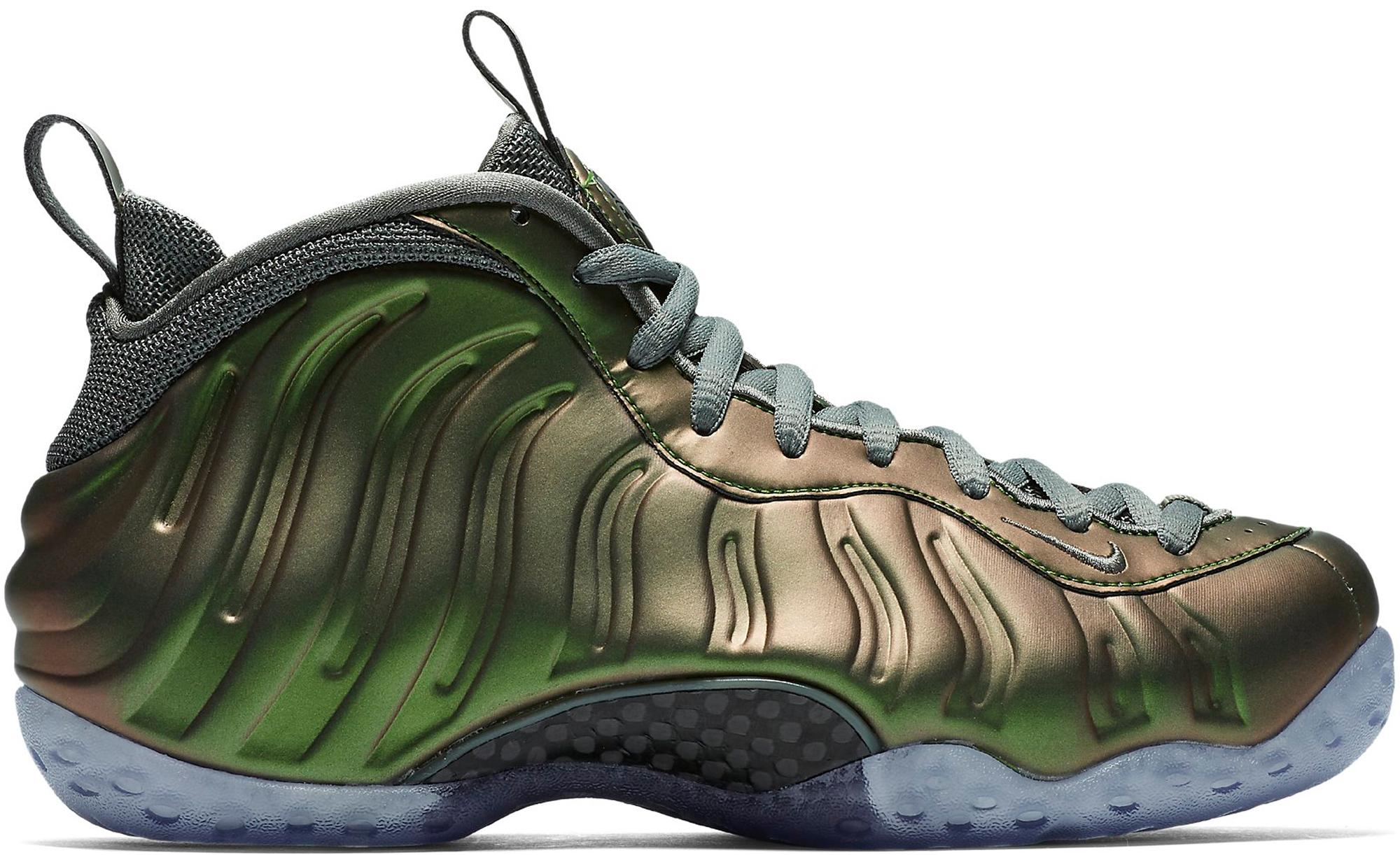 Nike Air Foamposite One PRM Abalone Authentic ...