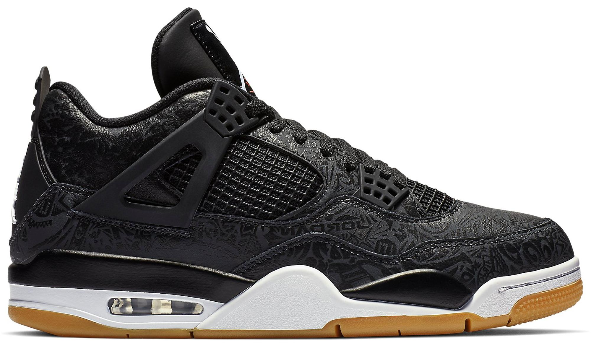 Lyst - Nike 4 Retro Se in Black for Men - Save 15.0% 369e25980bc9