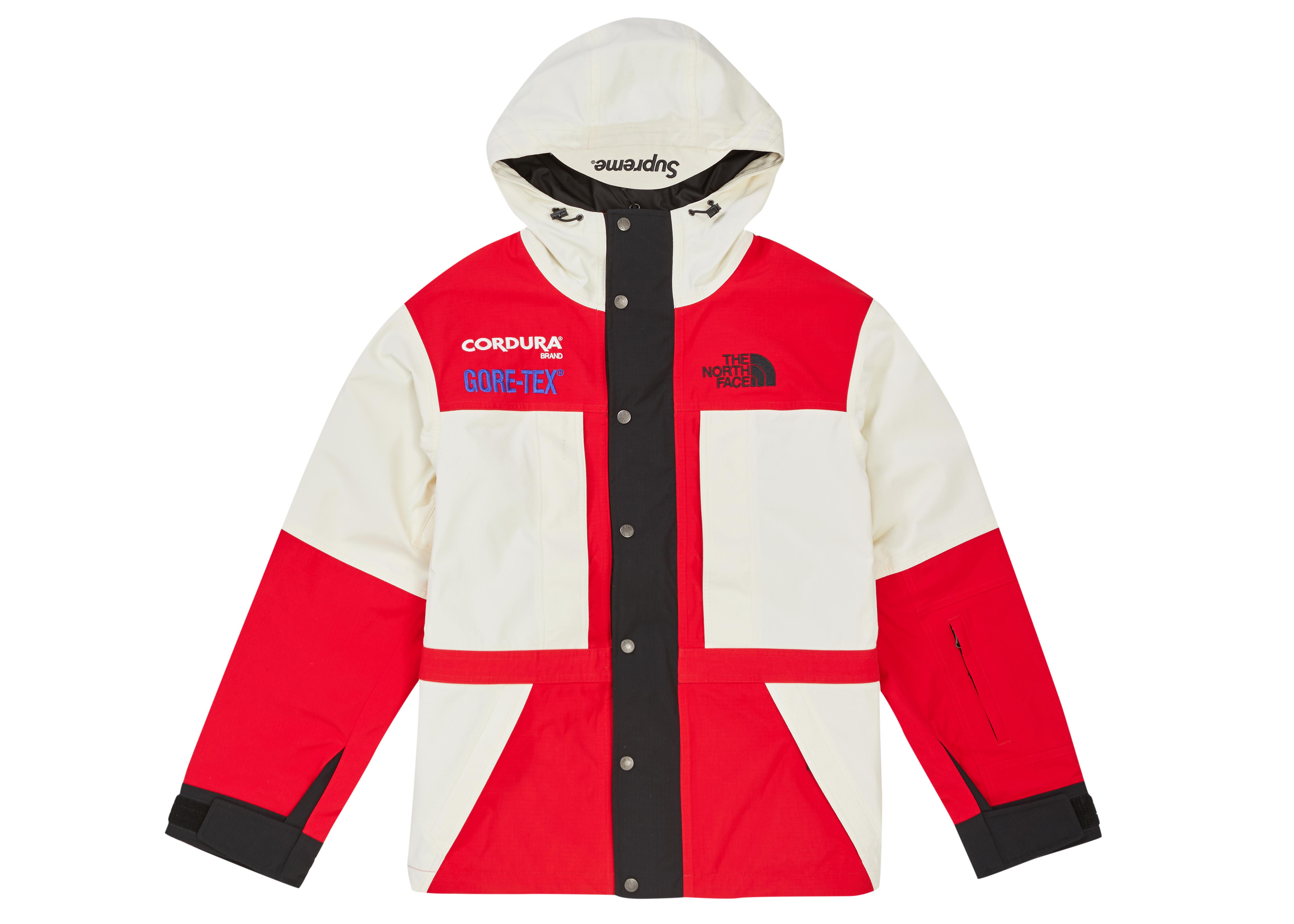 30f6f607 Supreme The North Face Expedition (fw18) Jacket White for men. View  fullscreen