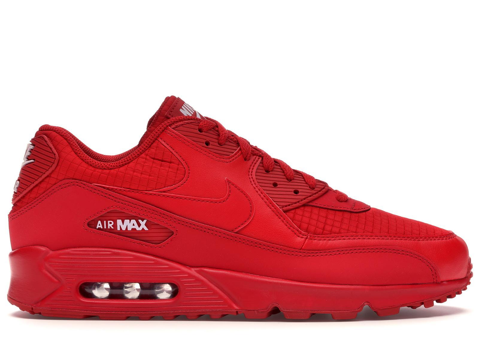 Air Max 90 Triple Red