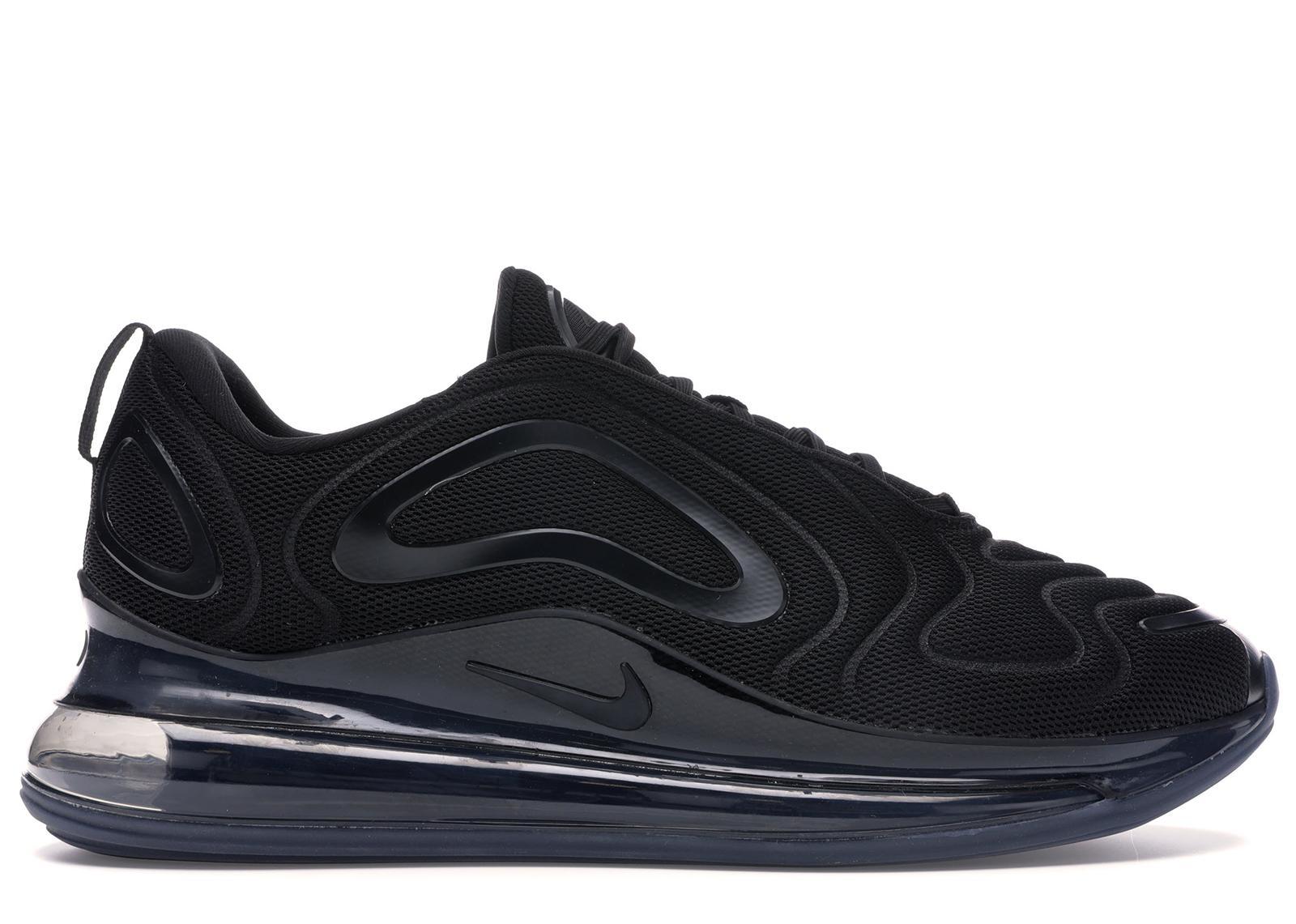 Nike Air Max 720 Black Mesh For Men Lyst