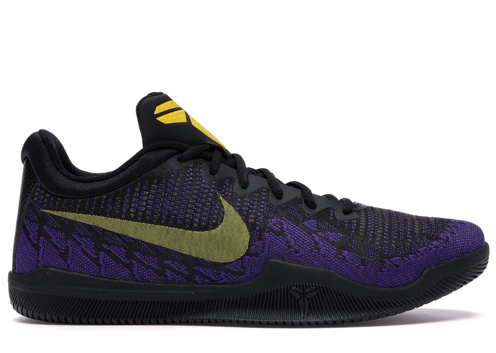 Nike Mamba Rage Lakers Away for Men - Lyst