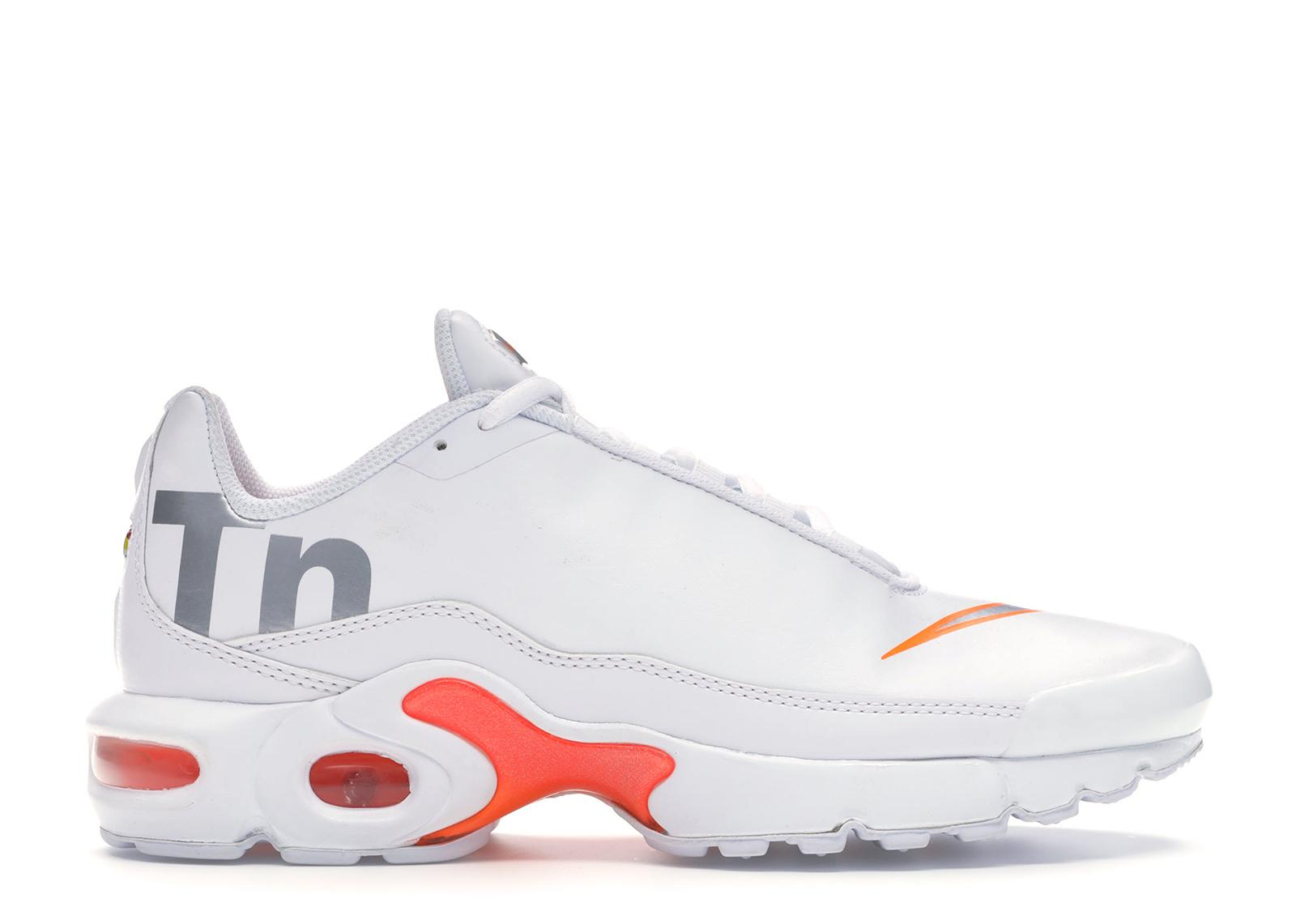 to buy release info on reasonable price Nike Air Max Plus Tn Se White Silver (gs) for Men - Lyst