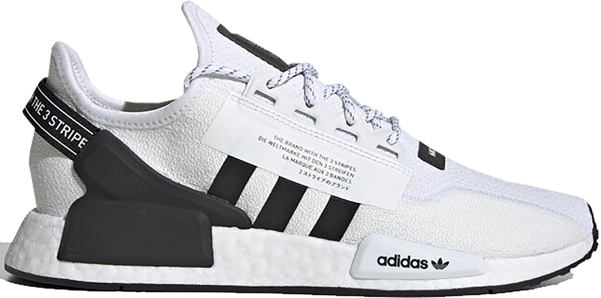 Adidas Nmd V2 Footwear White Core Black For Men Lyst