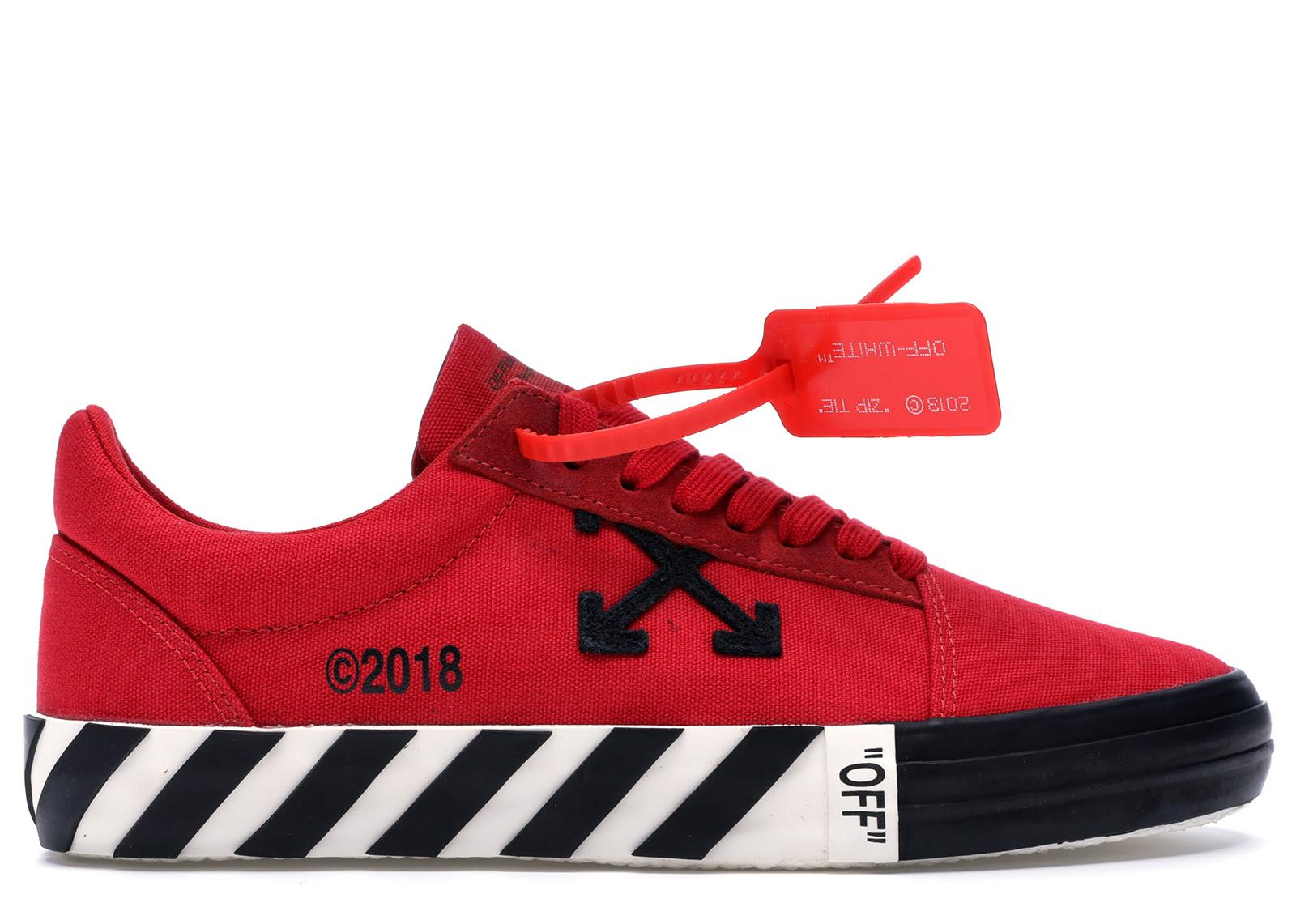 off white shoes vulc low