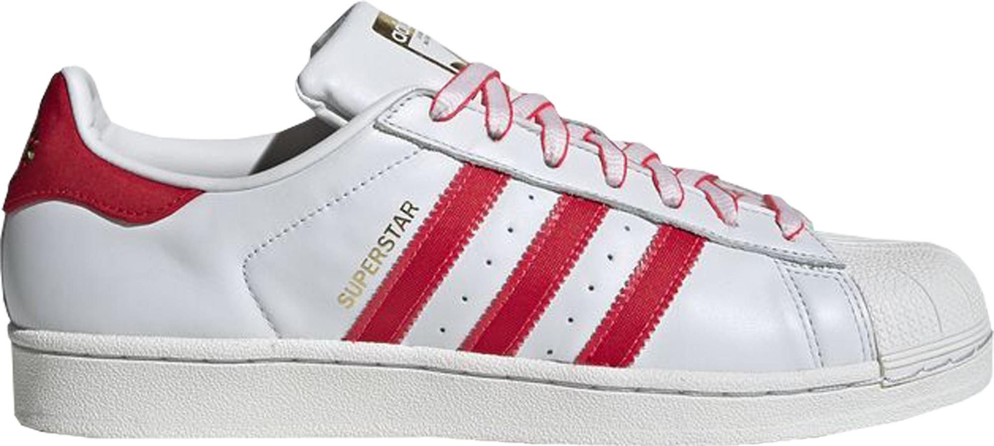adidas superstar chinese new year gold