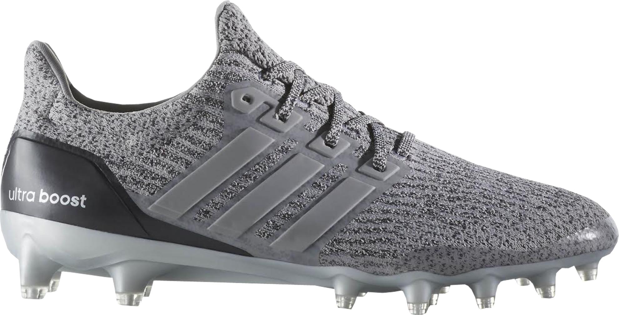 Adidas Ultra Boost 3 0 Cleat Silver Pack In Silver White